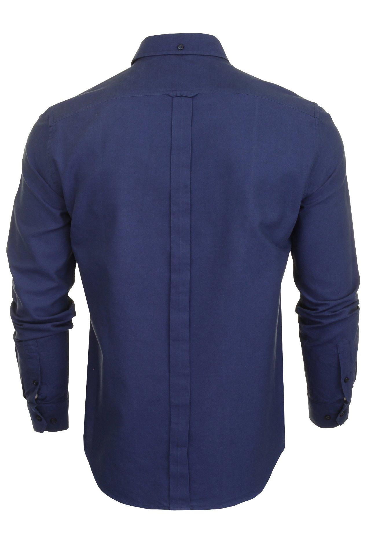 Ben-Sherman-Long-Sleeved-039-Oxford-039-Shirt thumbnail 11