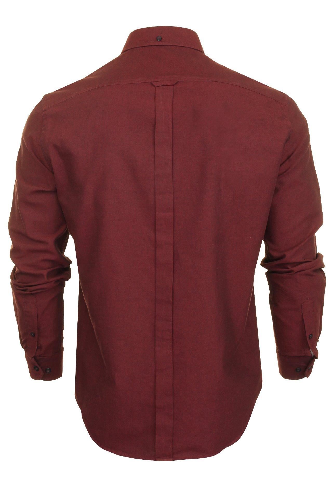 Ben-Sherman-Long-Sleeved-039-Oxford-039-Shirt thumbnail 5