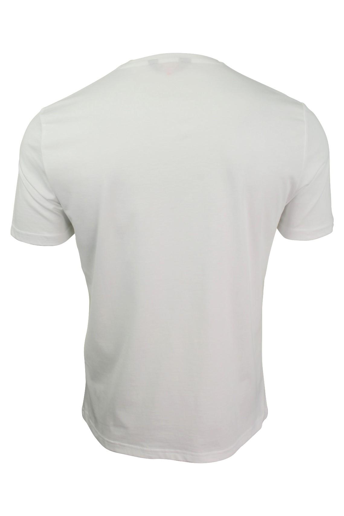 Para-Hombre-Clasico-Pala-Bolsillo-Camiseta-Por-Ben-Sherman miniatura 37