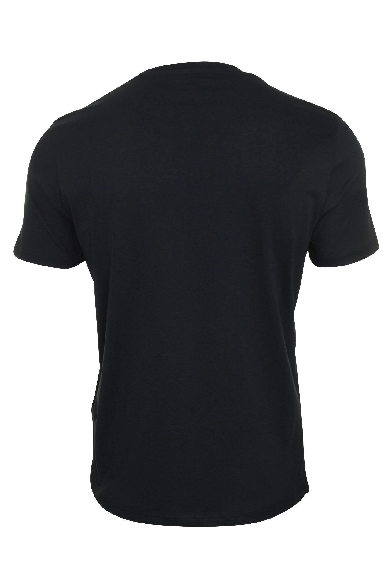 Para-Hombre-Clasico-Pala-Bolsillo-Camiseta-Por-Ben-Sherman miniatura 10