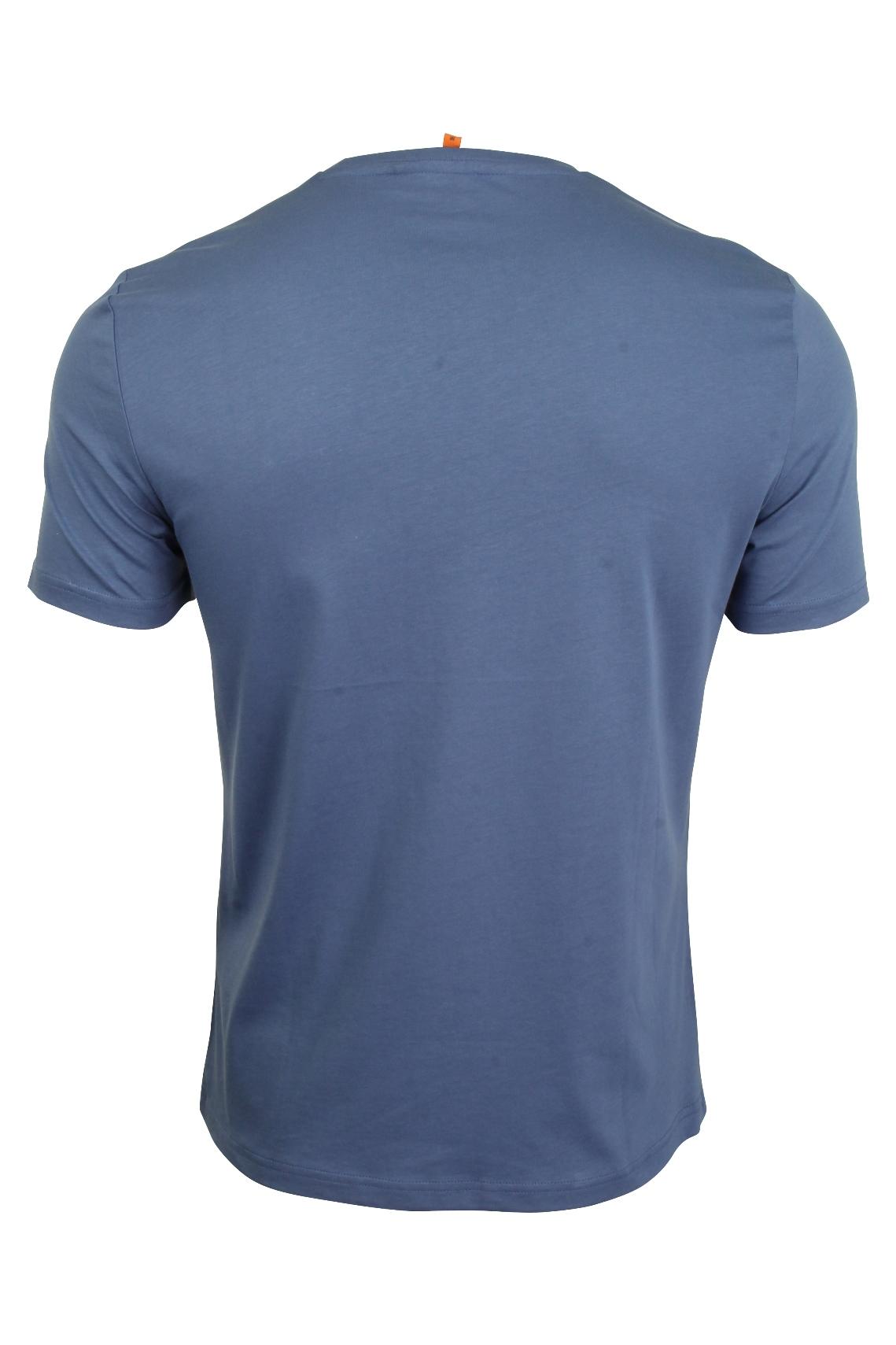 Para-Hombre-Clasico-Pala-Bolsillo-Camiseta-Por-Ben-Sherman miniatura 22
