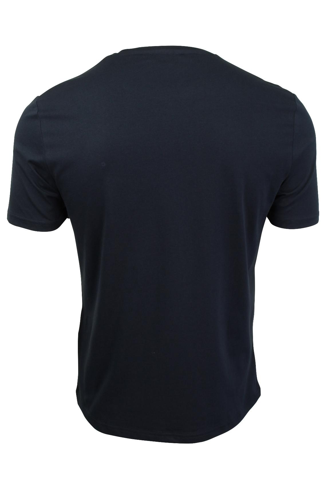 Para-Hombre-Clasico-Pala-Bolsillo-Camiseta-Por-Ben-Sherman miniatura 28