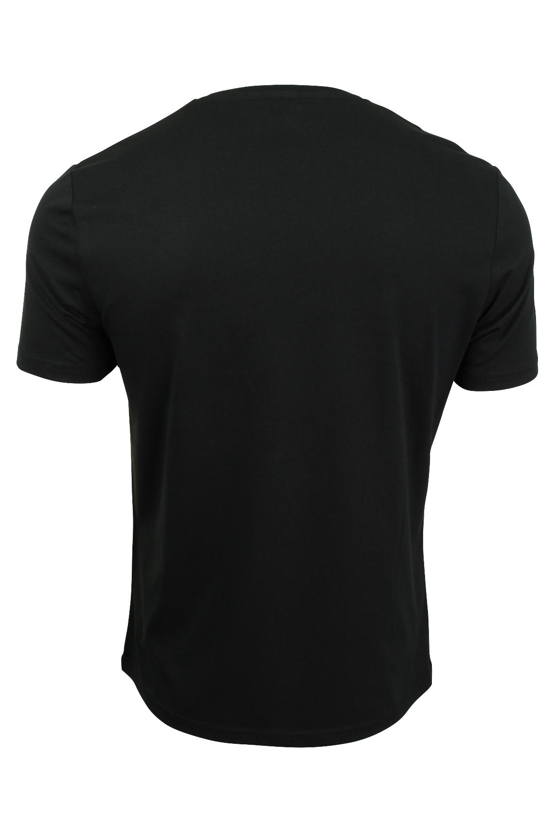 Para-Hombre-Clasico-Pala-Bolsillo-Camiseta-Por-Ben-Sherman miniatura 5