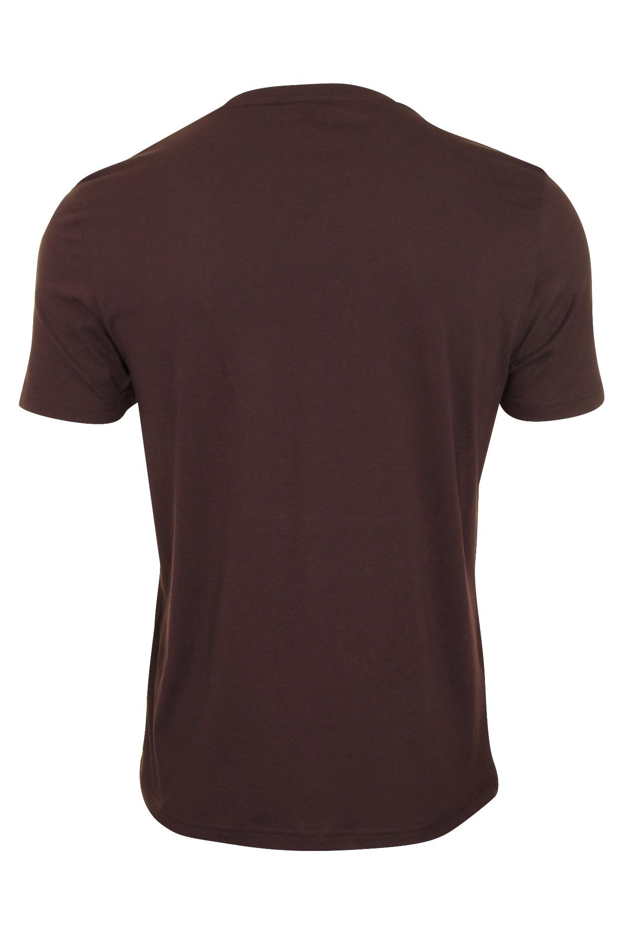 Para-Hombre-Clasico-Pala-Bolsillo-Camiseta-Por-Ben-Sherman miniatura 13