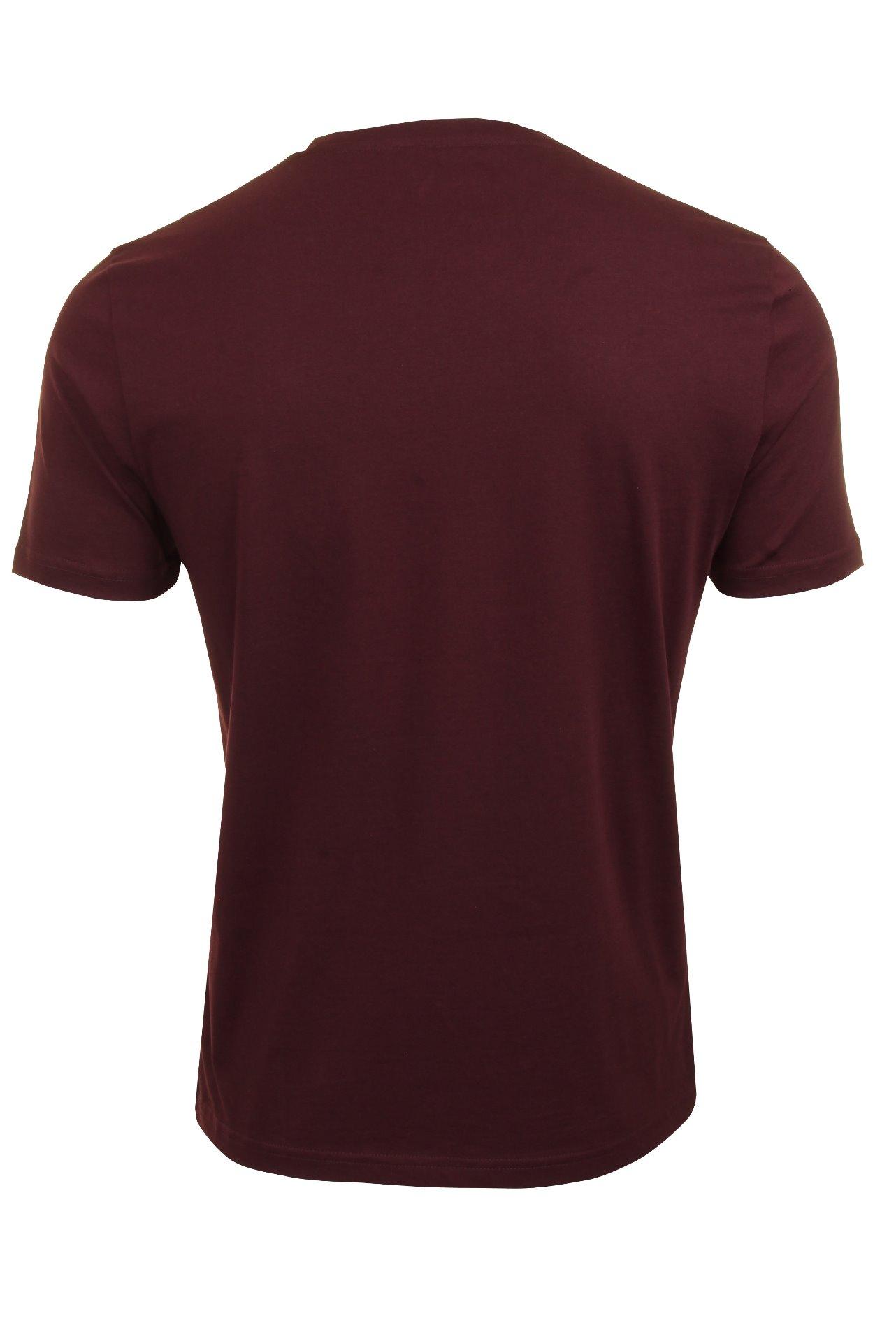 Para-Hombre-Clasico-Pala-Bolsillo-Camiseta-Por-Ben-Sherman miniatura 8