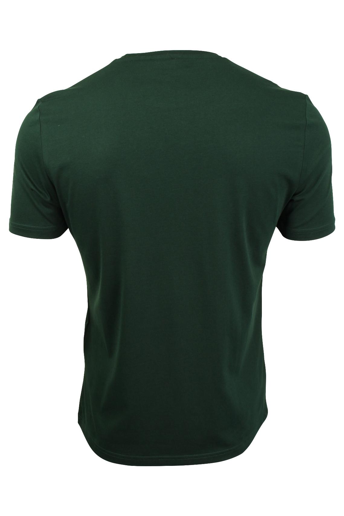 Para-Hombre-Clasico-Pala-Bolsillo-Camiseta-Por-Ben-Sherman miniatura 19