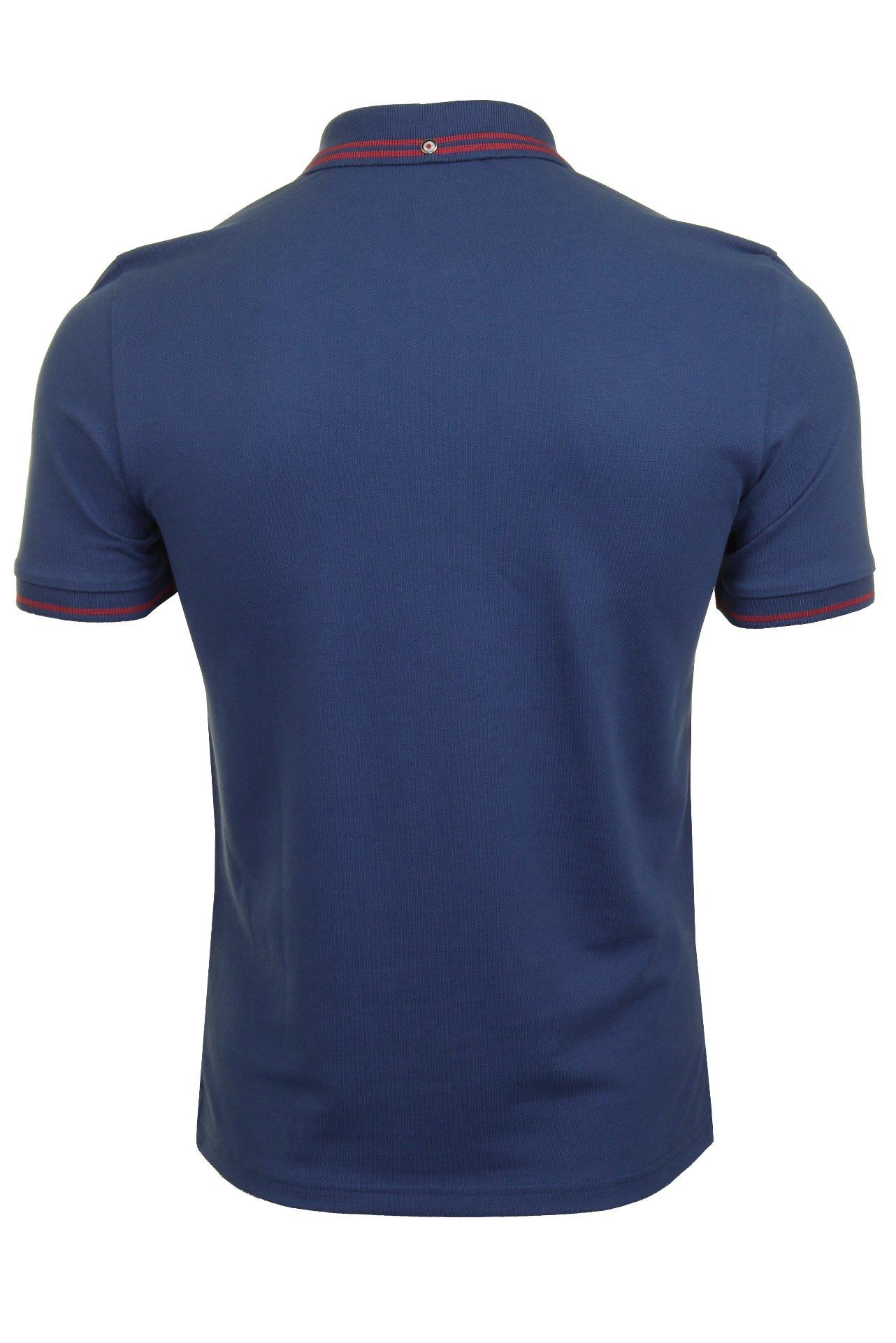 876748c51a4 Mens-Tipped-Pique-Polo-Shirt-by-Ben-Sherman thumbnail