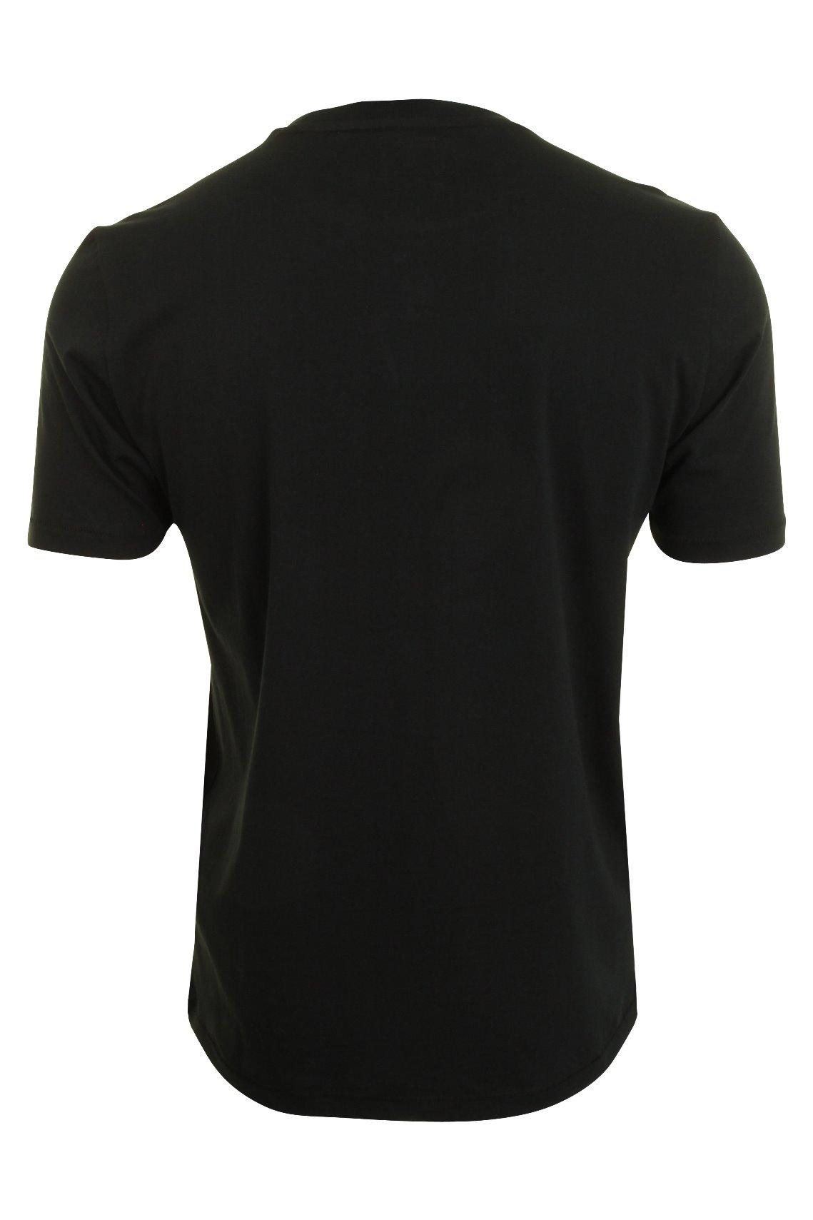Mens-Ben-Sherman-039-Keith-Moon-039-T-Shirt-Drummer-Print thumbnail 3