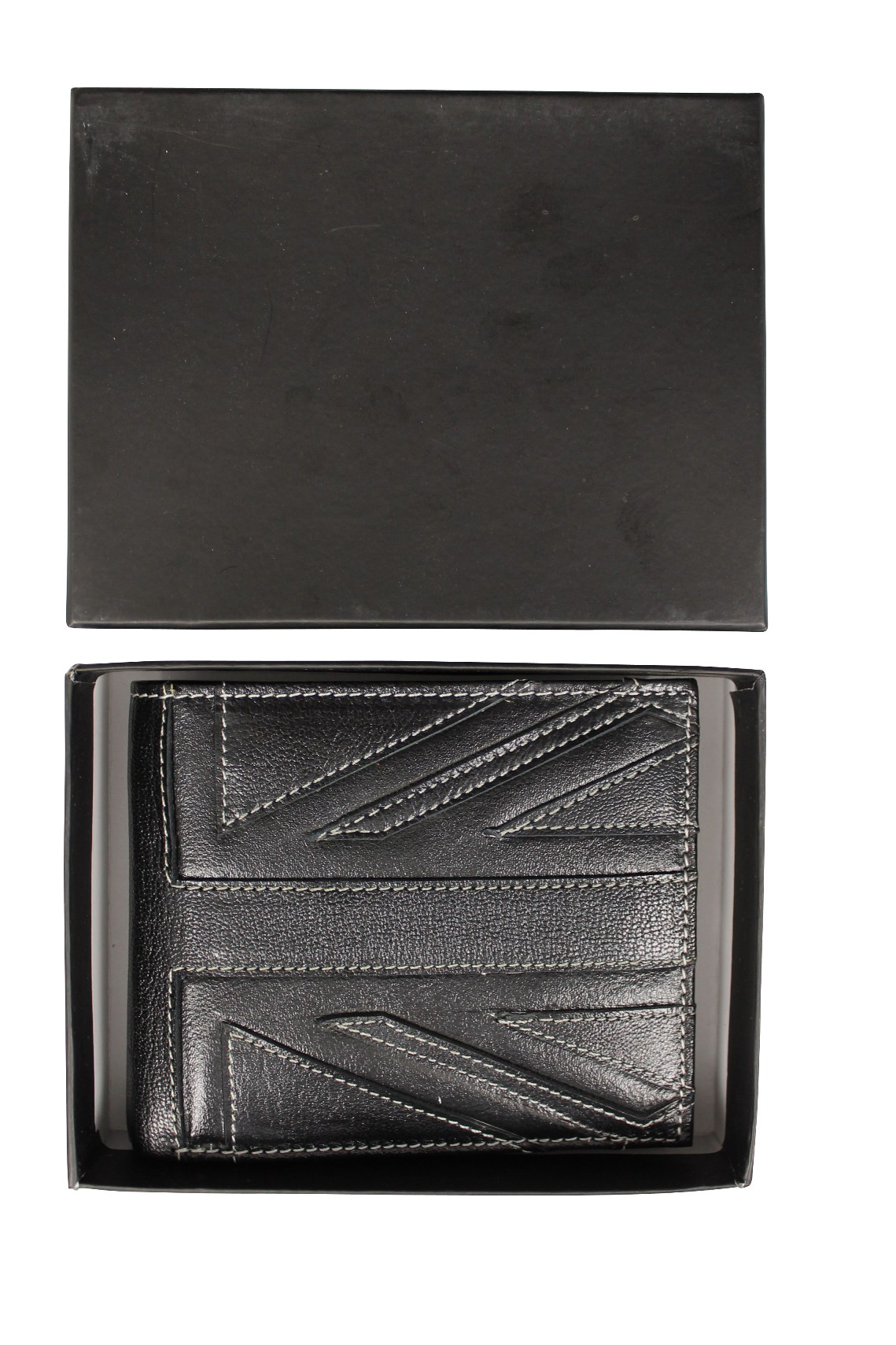 Mens Fashion Real Genuine Leather Wallet High Quality Big Large BNWT 217