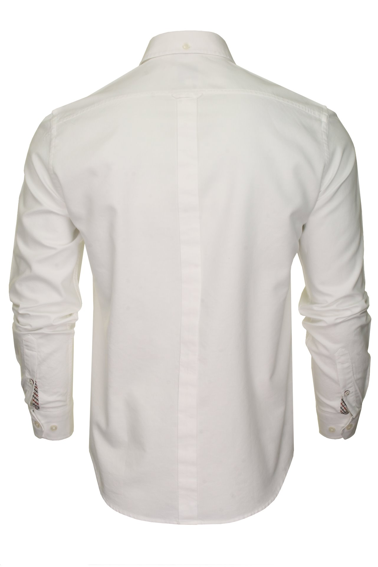 Mens-Oxford-Shirt-by-Ben-Sherman-Long-Sleeved thumbnail 45