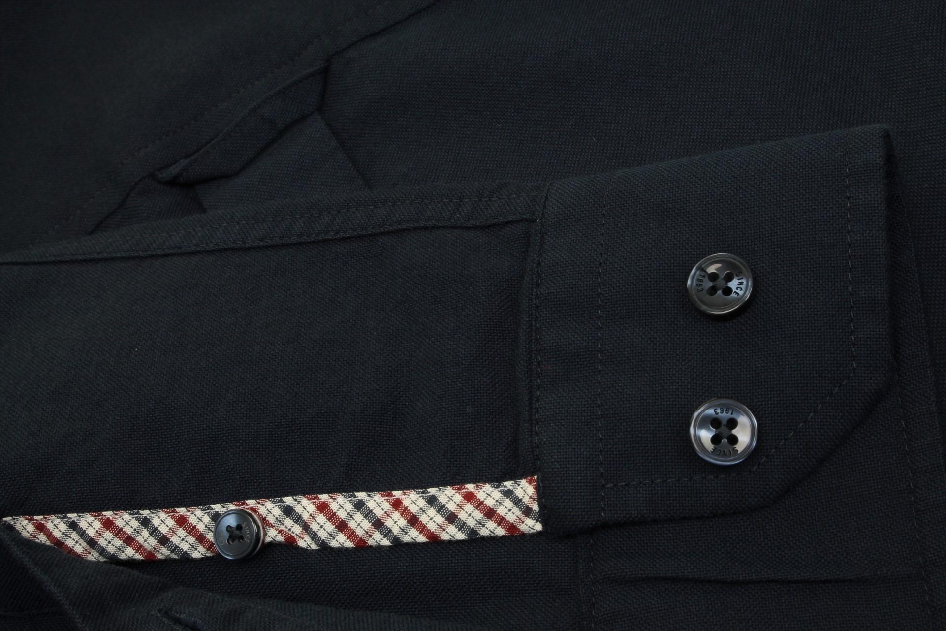 Mens-Oxford-Shirt-by-Ben-Sherman-Long-Sleeved thumbnail 19