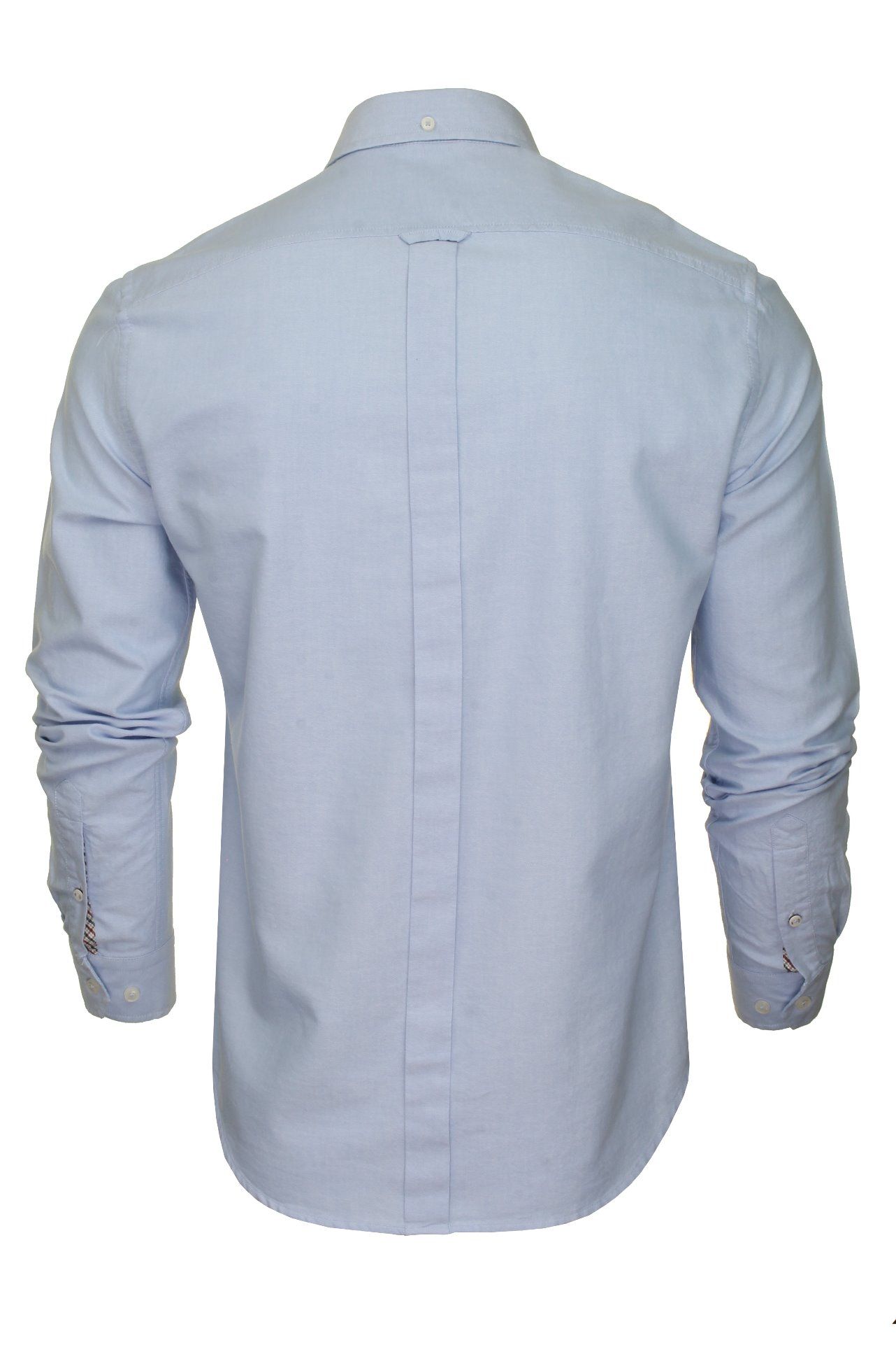 Mens-Oxford-Shirt-by-Ben-Sherman-Long-Sleeved thumbnail 34