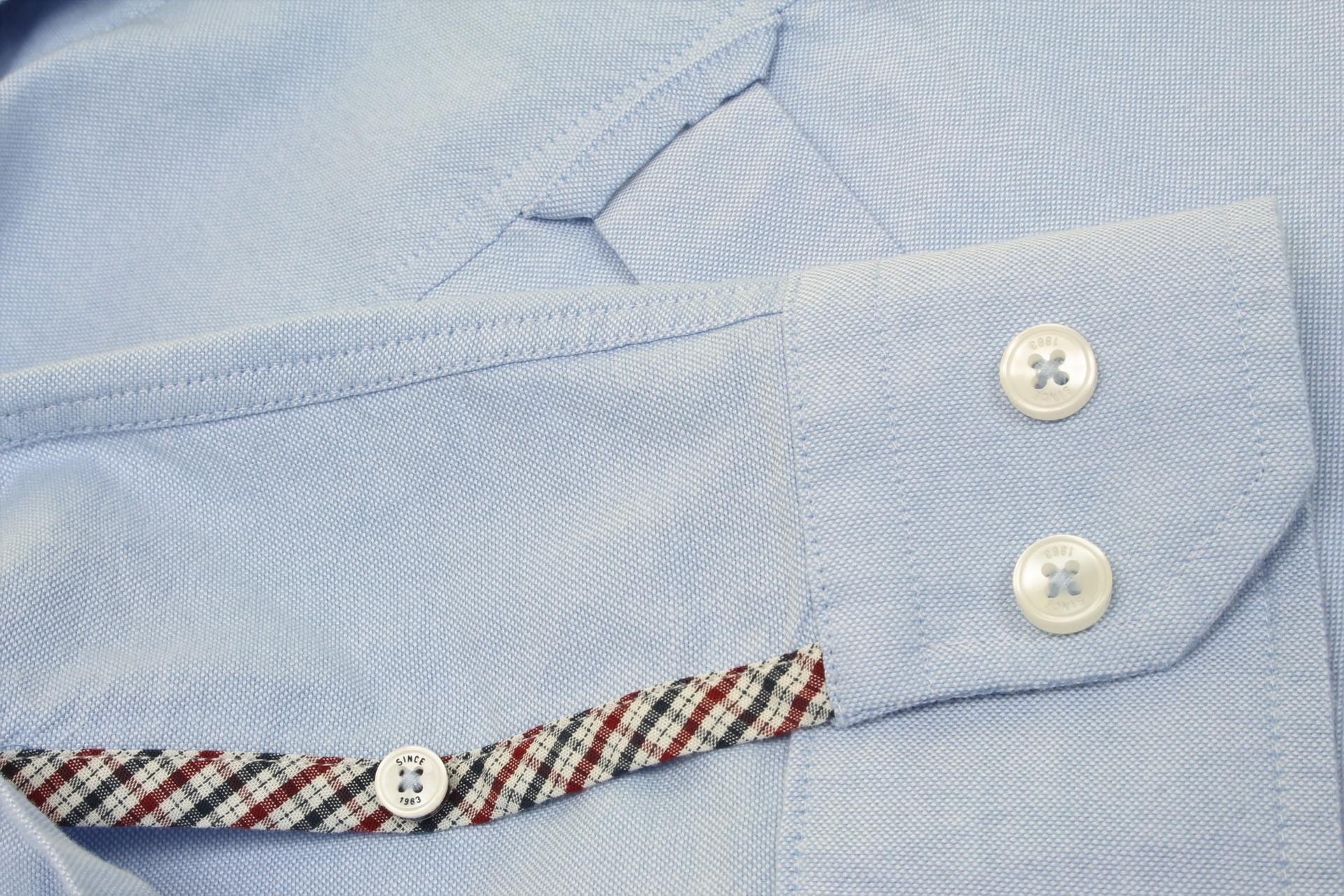 Mens-Oxford-Shirt-by-Ben-Sherman-Long-Sleeved thumbnail 36