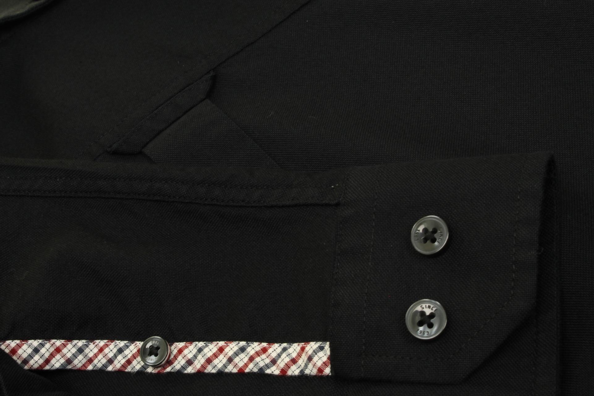 Mens-Oxford-Shirt-by-Ben-Sherman-Long-Sleeved thumbnail 10