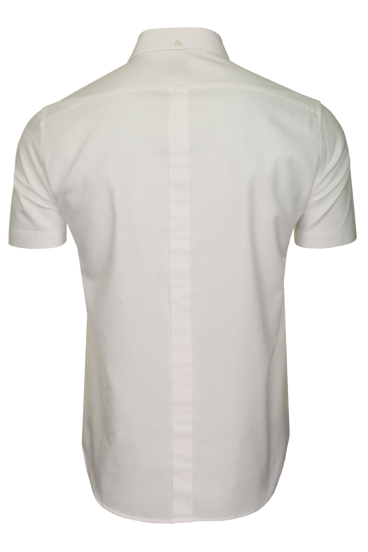 Ben-Sherman-Mens-Oxford-Shirt-Short-Sleeve thumbnail 46