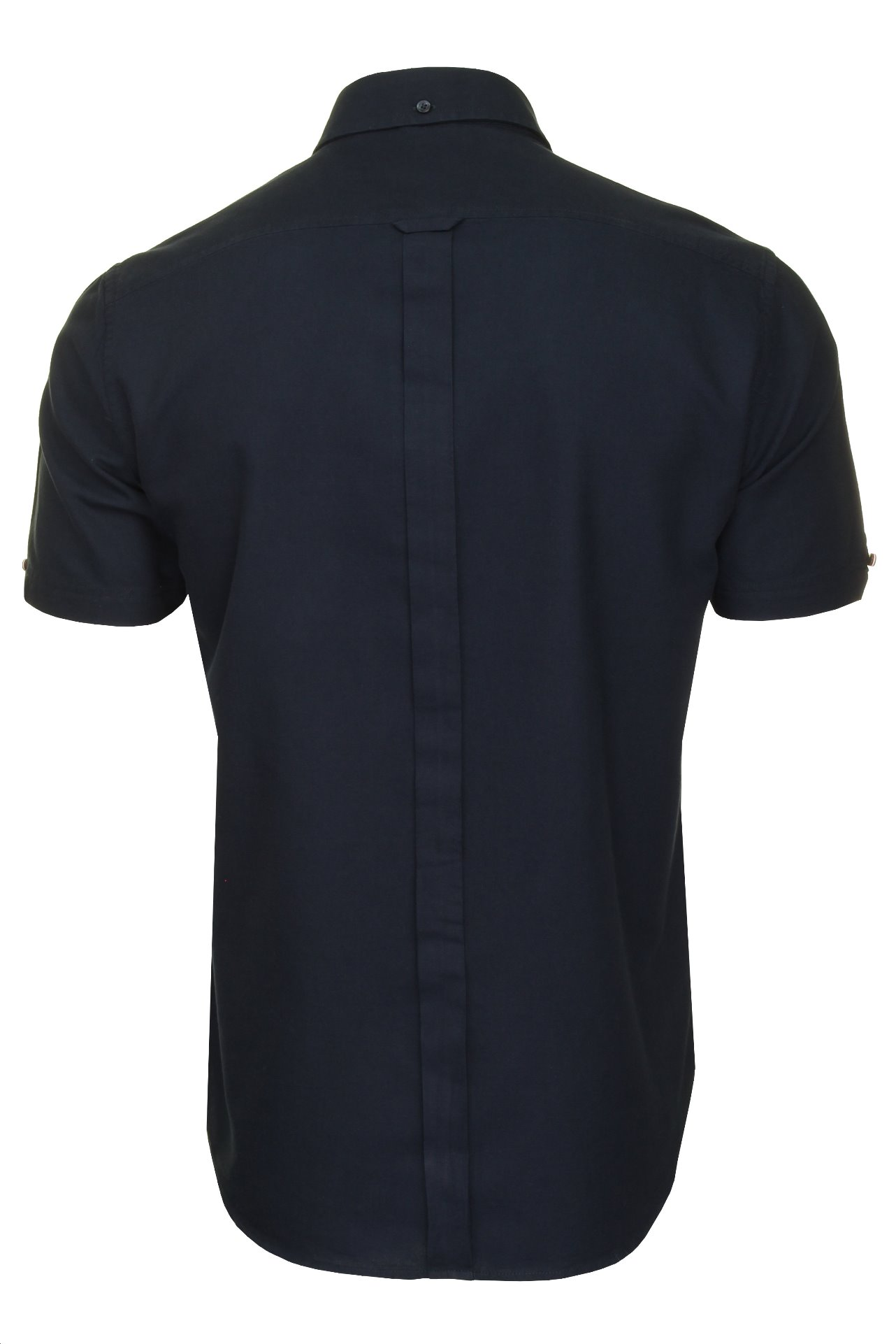 Ben-Sherman-Mens-Oxford-Shirt-Short-Sleeve thumbnail 18