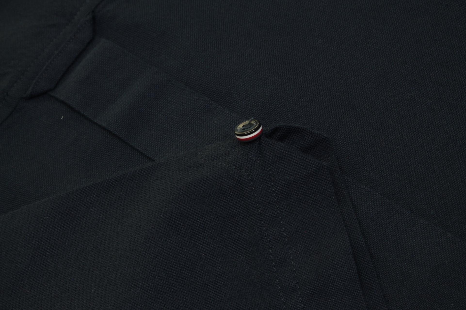Ben-Sherman-Da-Uomo-Camicia-Oxford-Manica-Corta miniatura 20