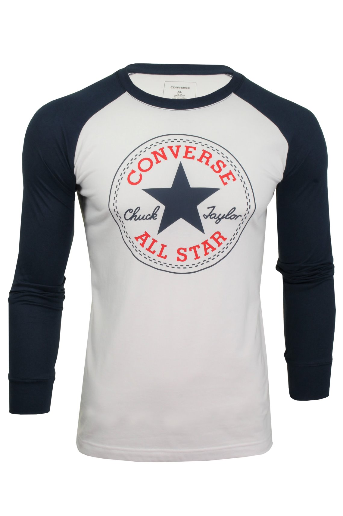 converse long sleeve shirt