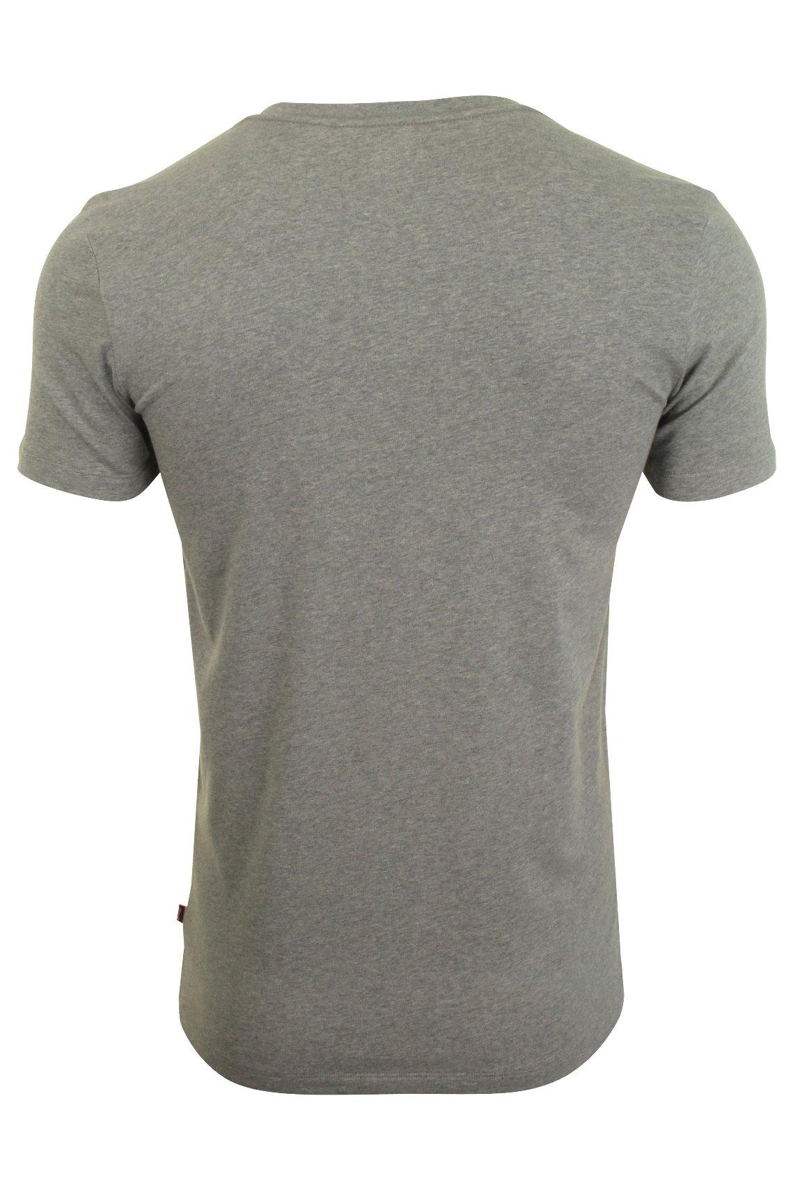 Levi-039-s-Mens-V-Neck-T-Shirt-039-200SF-039-2-Pack thumbnail 7