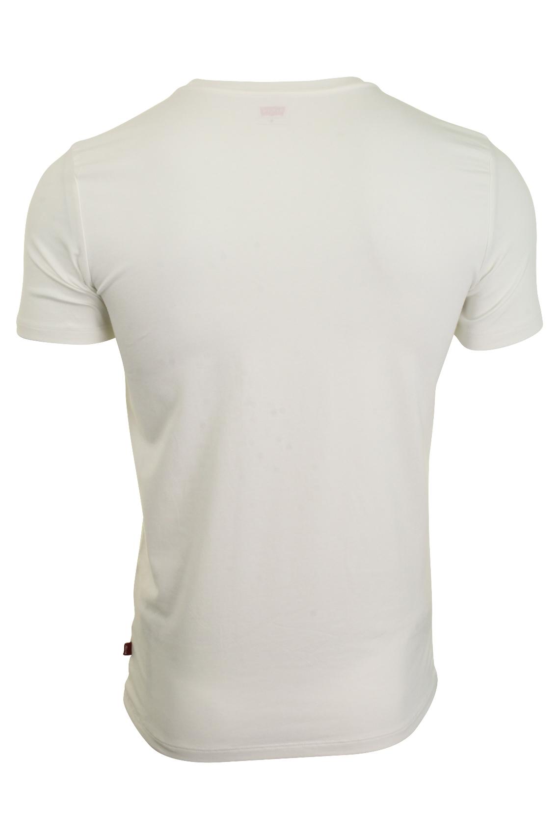 Levi-039-s-Mens-Crew-Neck-T-Shirt-039-200SF-039-2-Pack thumbnail 9