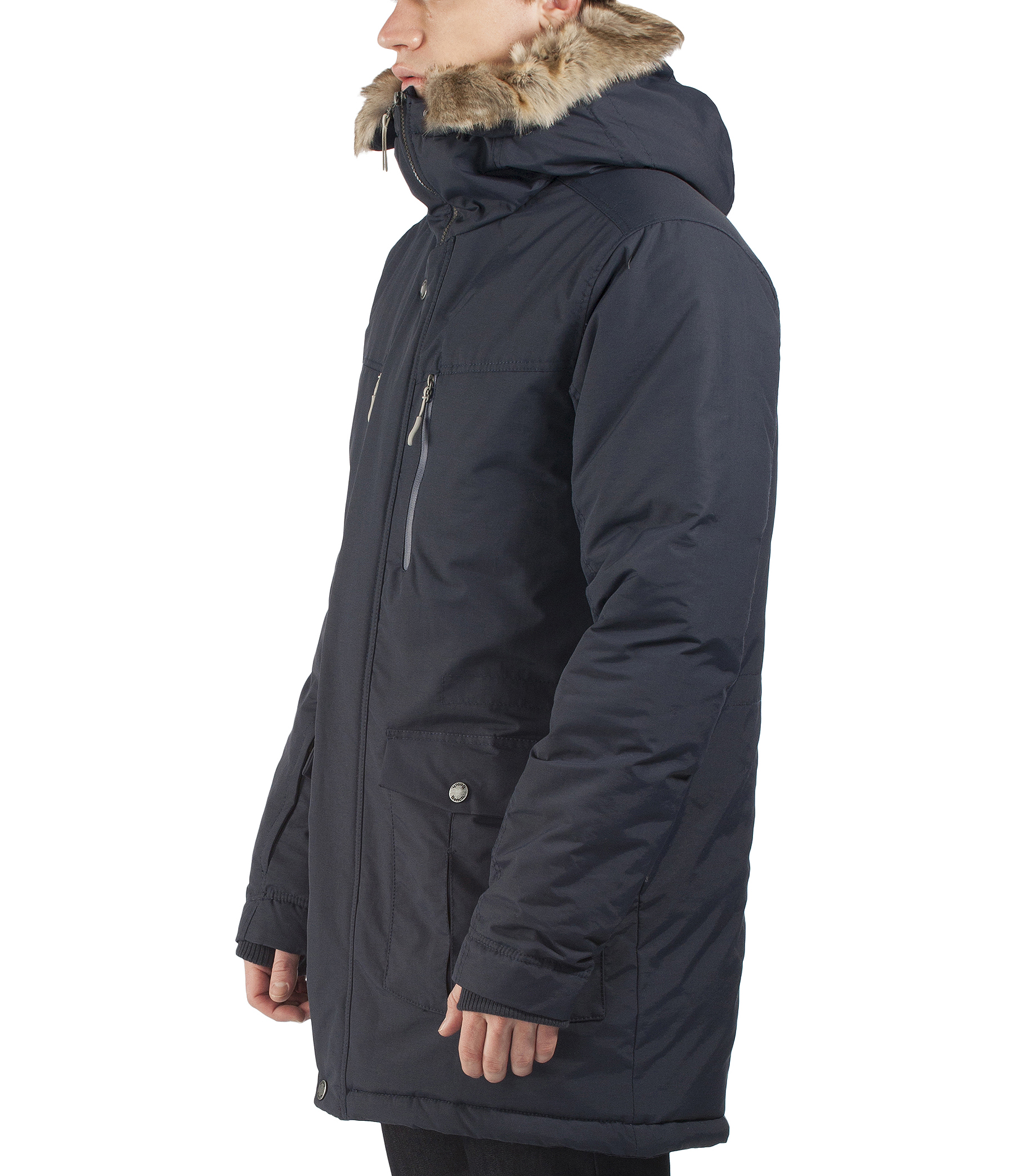 Bench parka jacket