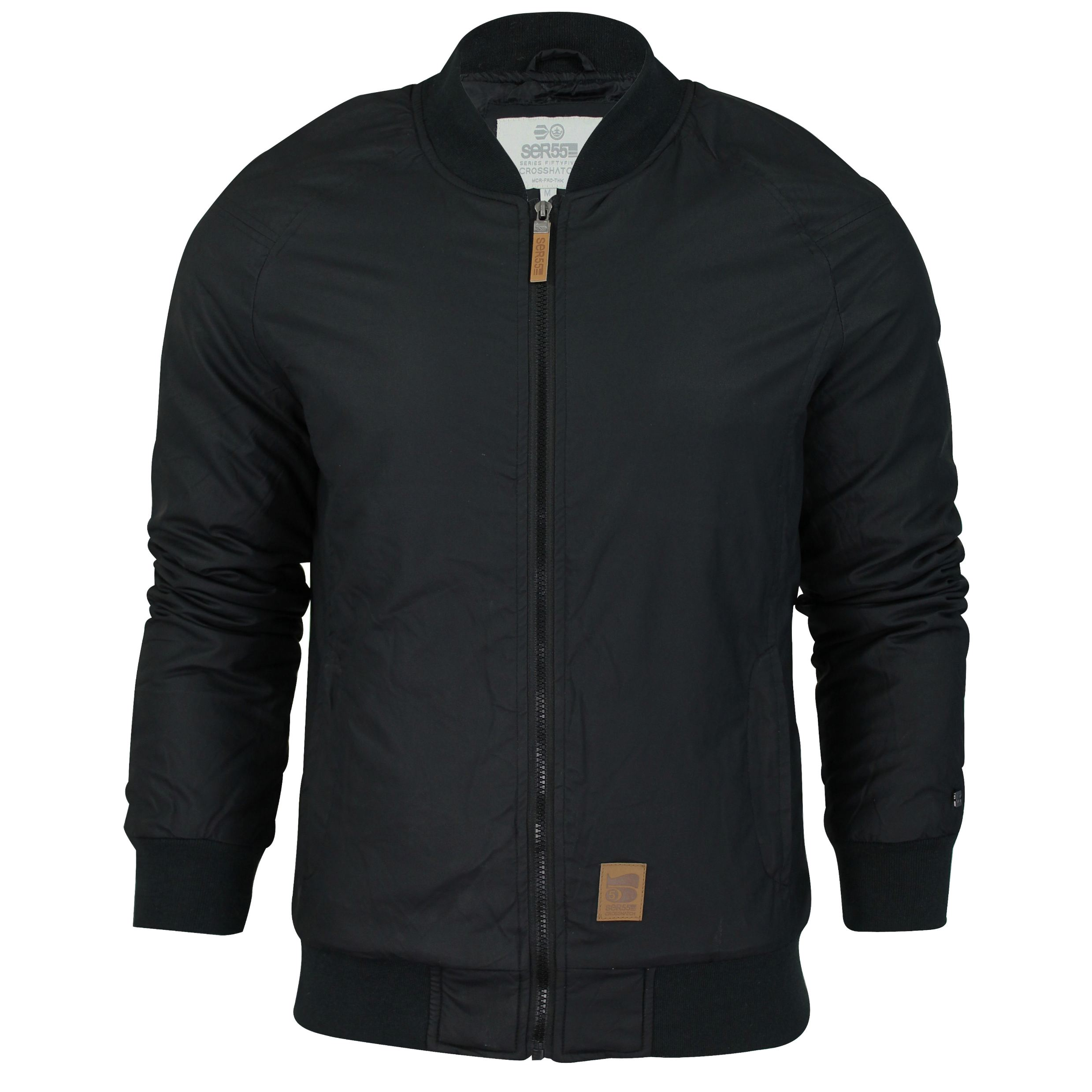 Explore leather jackets, raincoats, track jackets, fleece jackets and more to layer for warmth and style. For everyday wear, denim jackets for men are ideal. Bomber jackets for men are great for classic style.