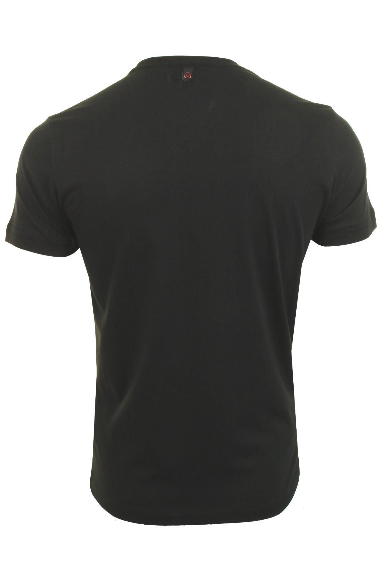 Duck-and-Cover-Para-Hombre-039-Midas-039-s-T-Shirt miniatura 4