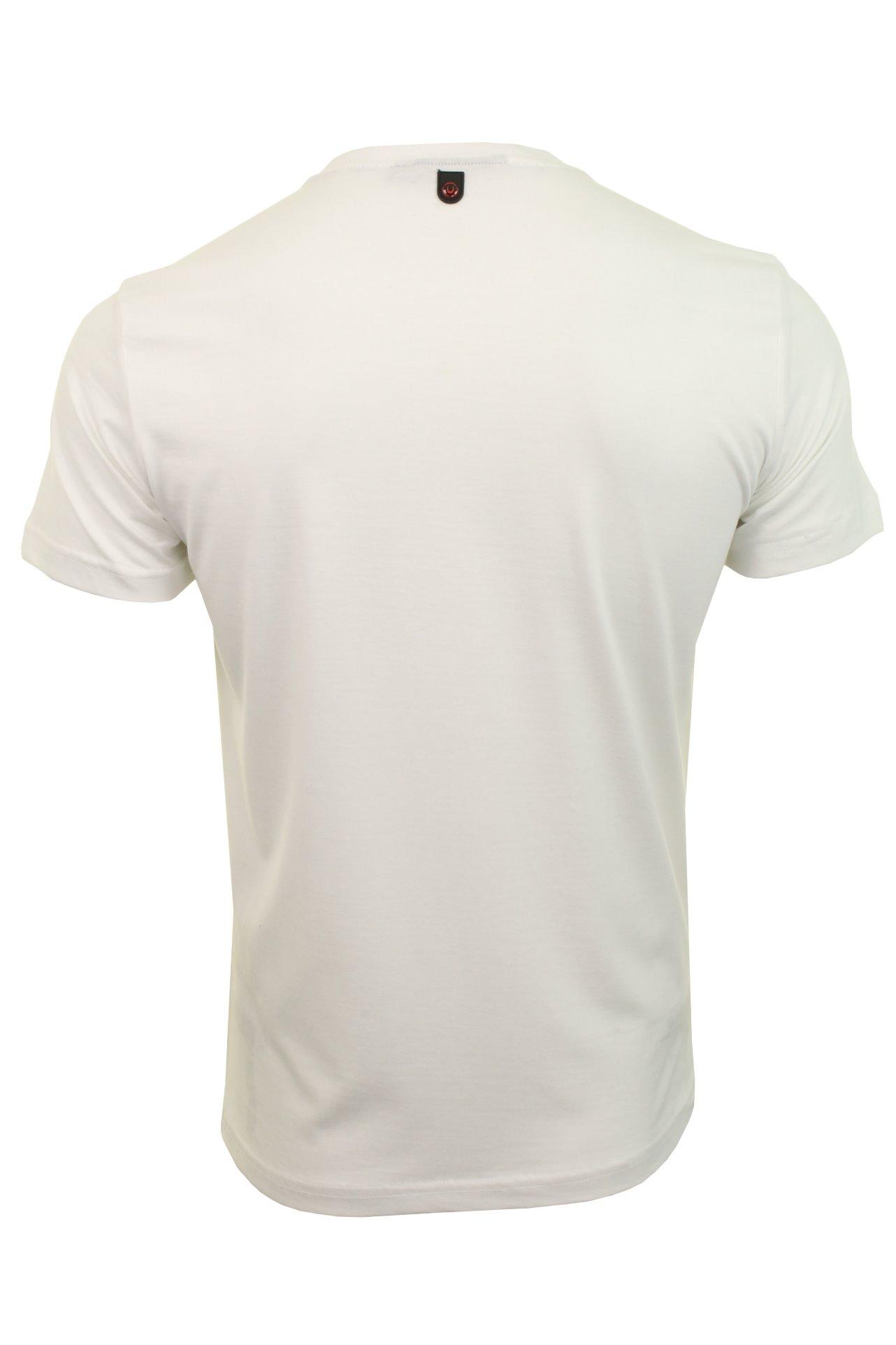 Duck-and-Cover-Para-Hombre-039-Midas-039-s-T-Shirt miniatura 6