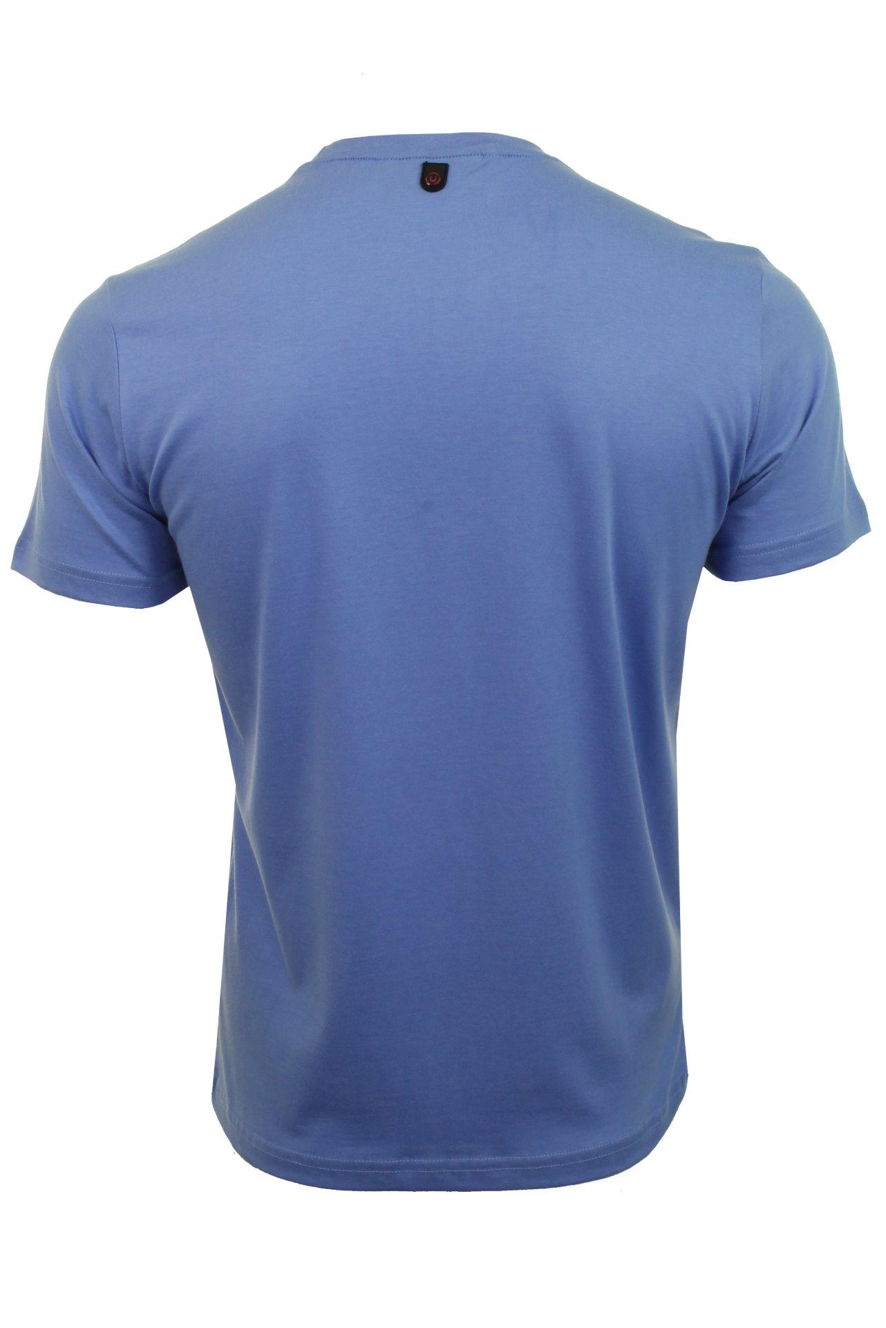 Duck-and-Cover-Para-Hombre-039-Midas-039-s-T-Shirt miniatura 10