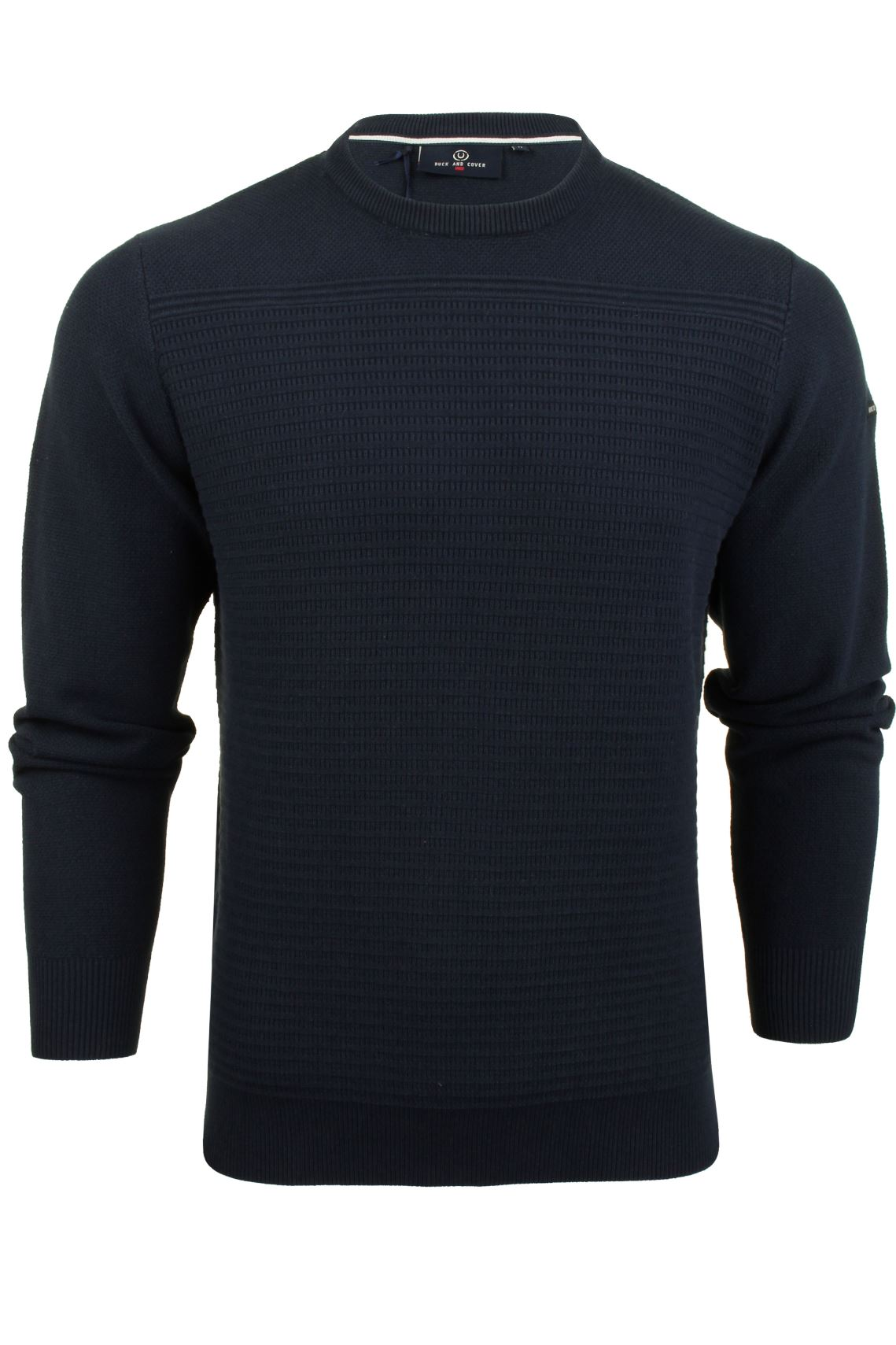 Homme Col 'transmission' Cover Pull And Rond Jumper Duck qPw80Sw