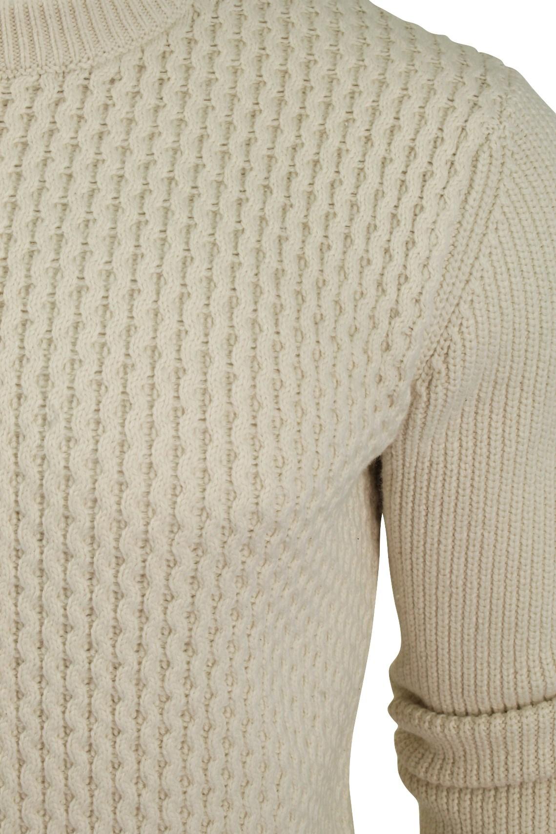 Jersey-para-hombre-honeycombe-puntada-por-haz-de-cubierta-y-Pato-039-039 miniatura 7
