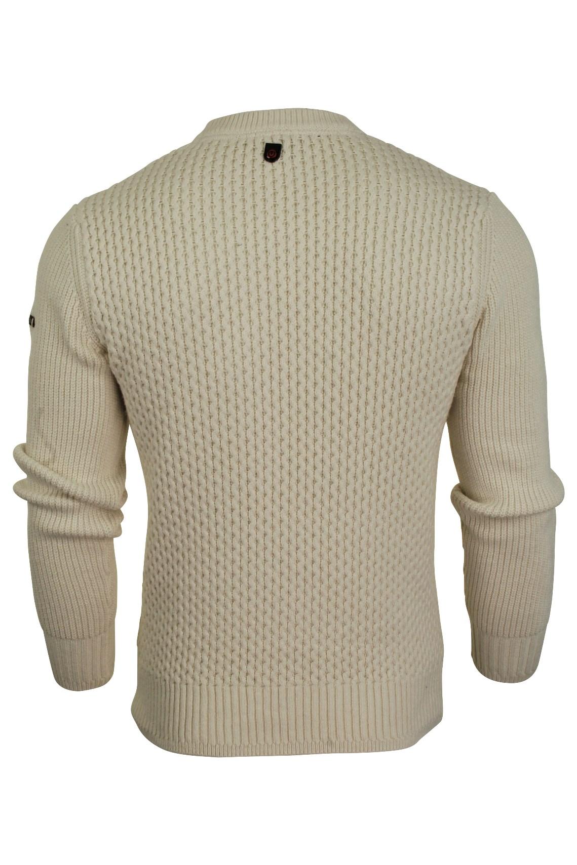 Jersey-para-hombre-honeycombe-puntada-por-haz-de-cubierta-y-Pato-039-039 miniatura 8