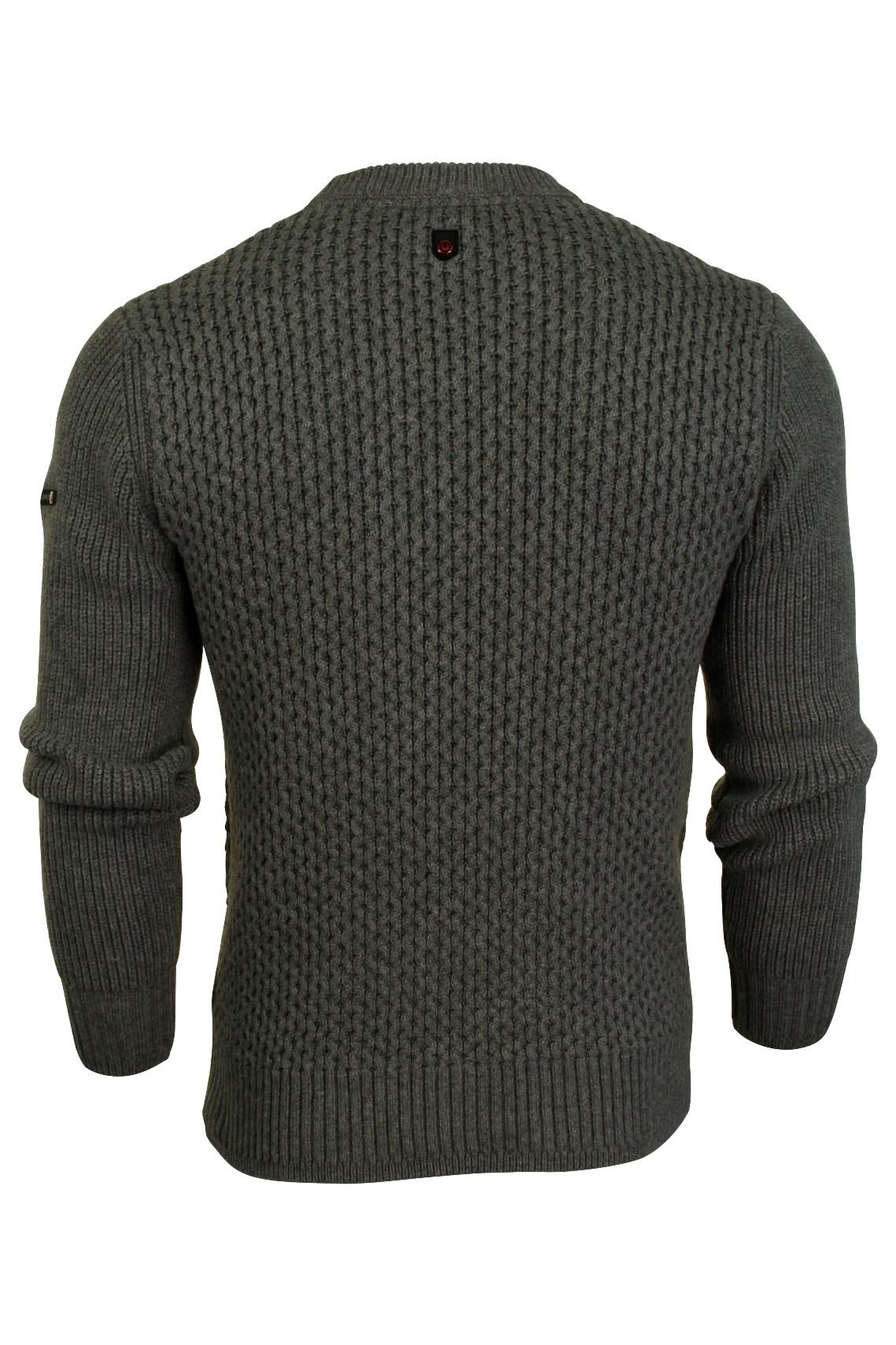 Jersey-para-hombre-honeycombe-puntada-por-haz-de-cubierta-y-Pato-039-039 miniatura 5