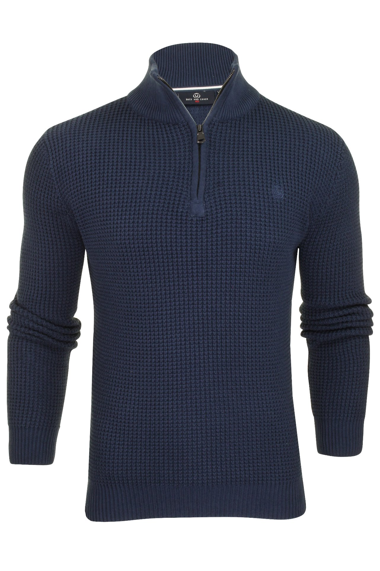 Zippé Jumper Col And Cover Pull Duck Homme 'firegards' qPYOvWH