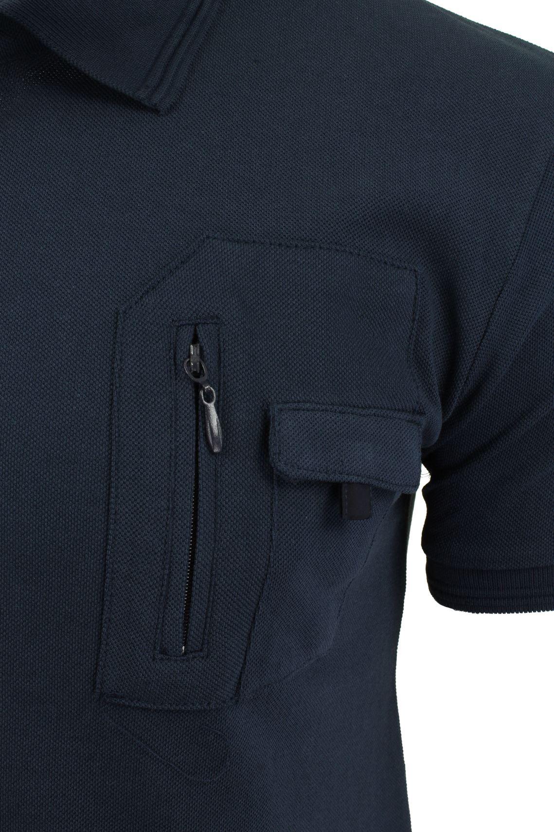 Camisa-Polo-para-hombre-Manga-corta-desde-el-apagon-Collection-by-Voi-Jeans miniatura 9