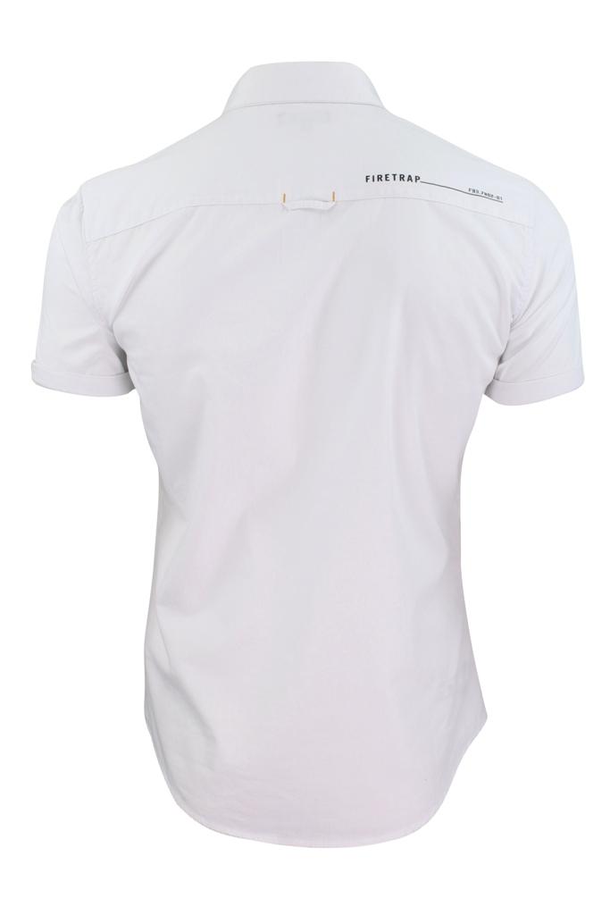 Mens-Short-Sleeved-Shirt-by-Firetrap thumbnail 16