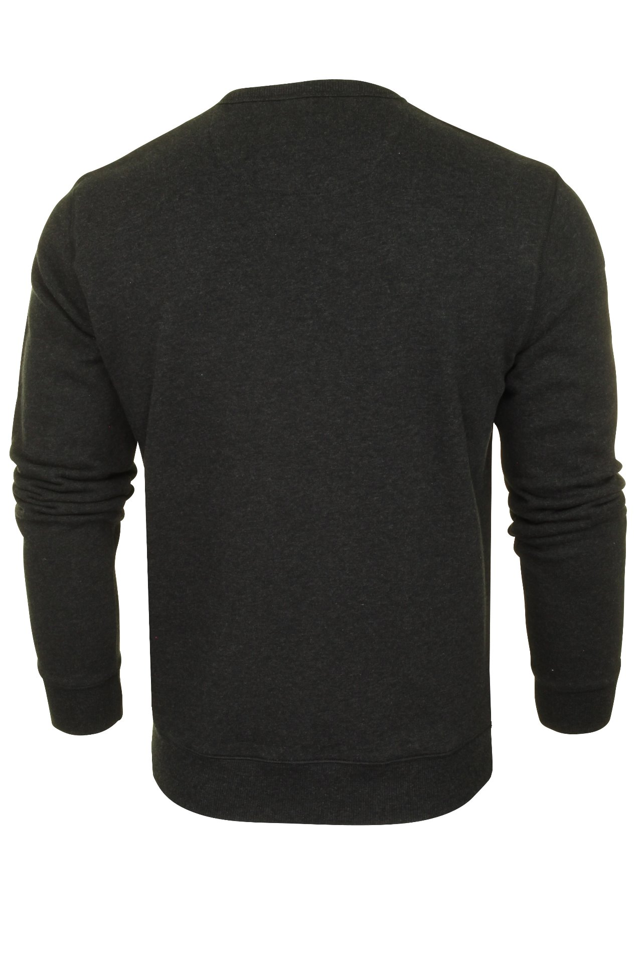 Farah-Mens-Slim-Fit-Crew-Neck-T-Shirt-039-Tim-Crew-039-Long-Sleeved thumbnail 5