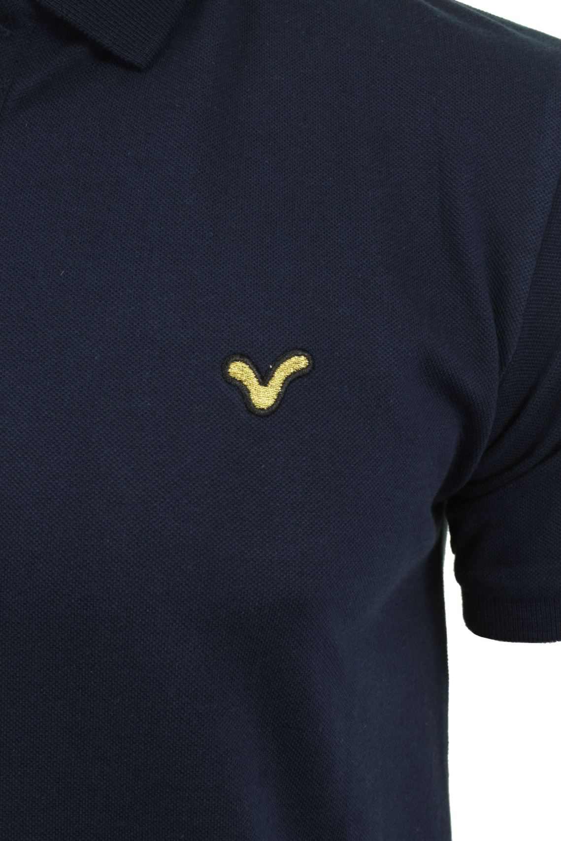 Camisa-Polo-para-hombre-Voi-Jeans-Redford-de-manga-corta-de-moda miniatura 4