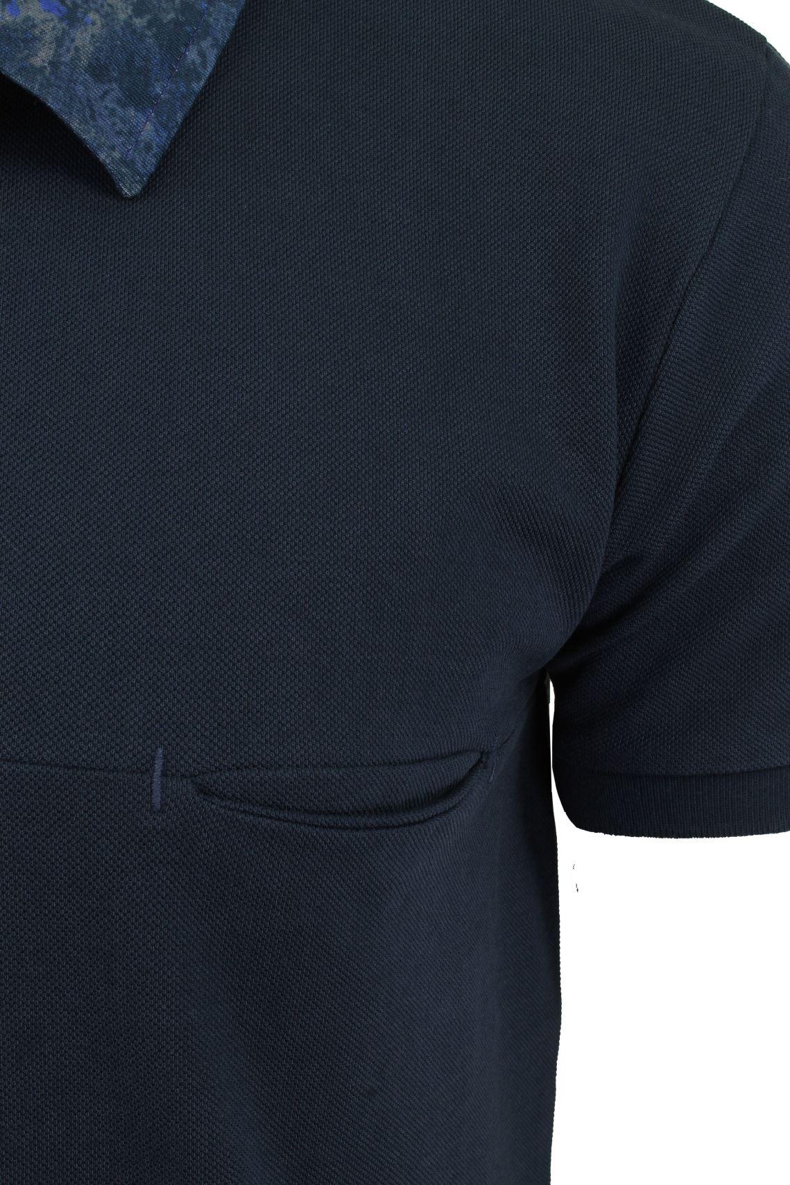 Camisa-Polo-para-hombre-Manga-corta-desde-el-apagon-Collection-by-Voi-Jeans miniatura 12