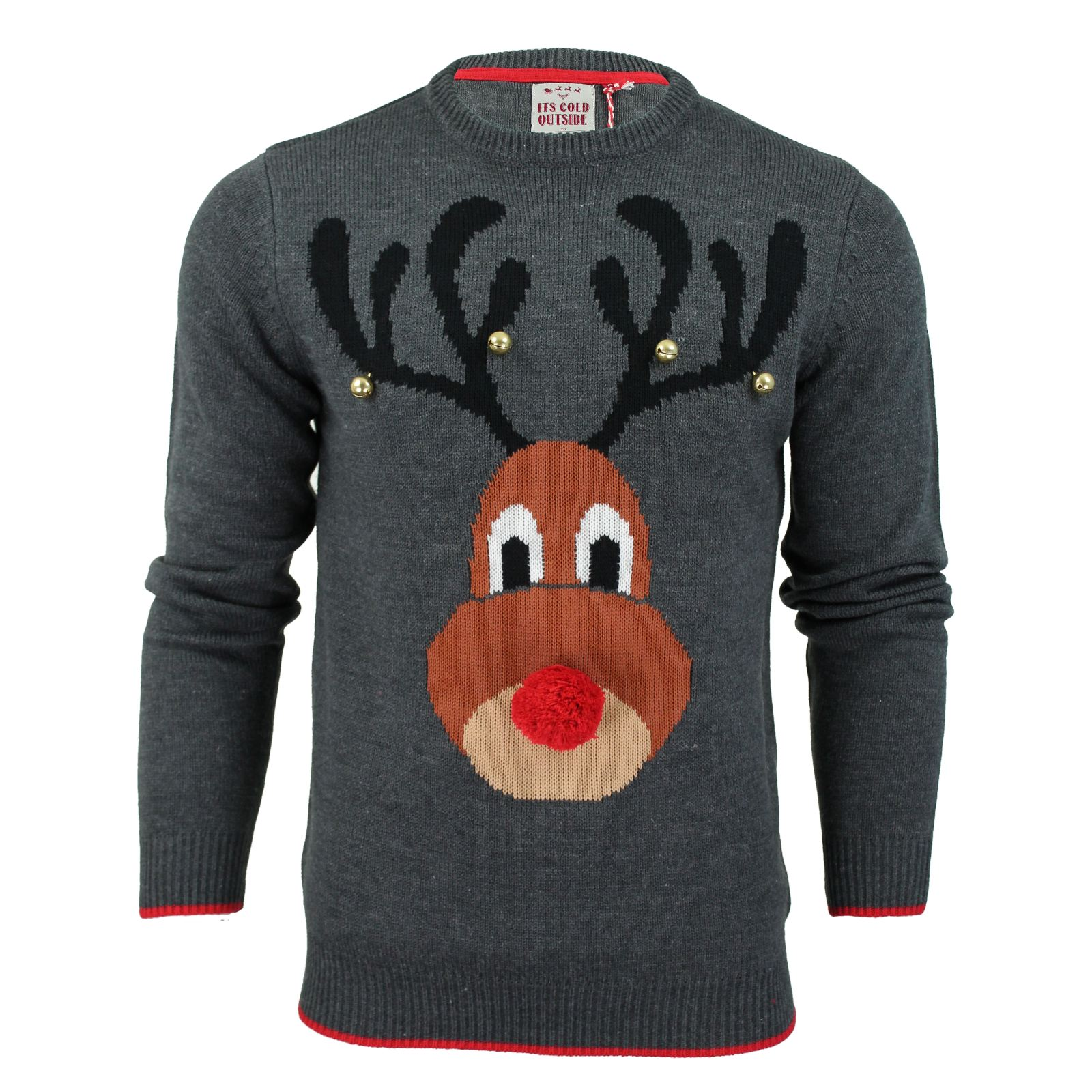 threadbare christmas jumper
