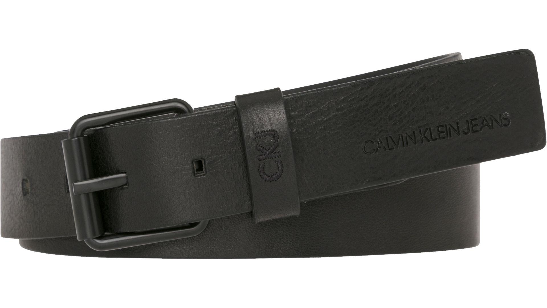 46e7790051a7 Calvin Klein Jeans Men s  CKJ  Leather Belt   eBay