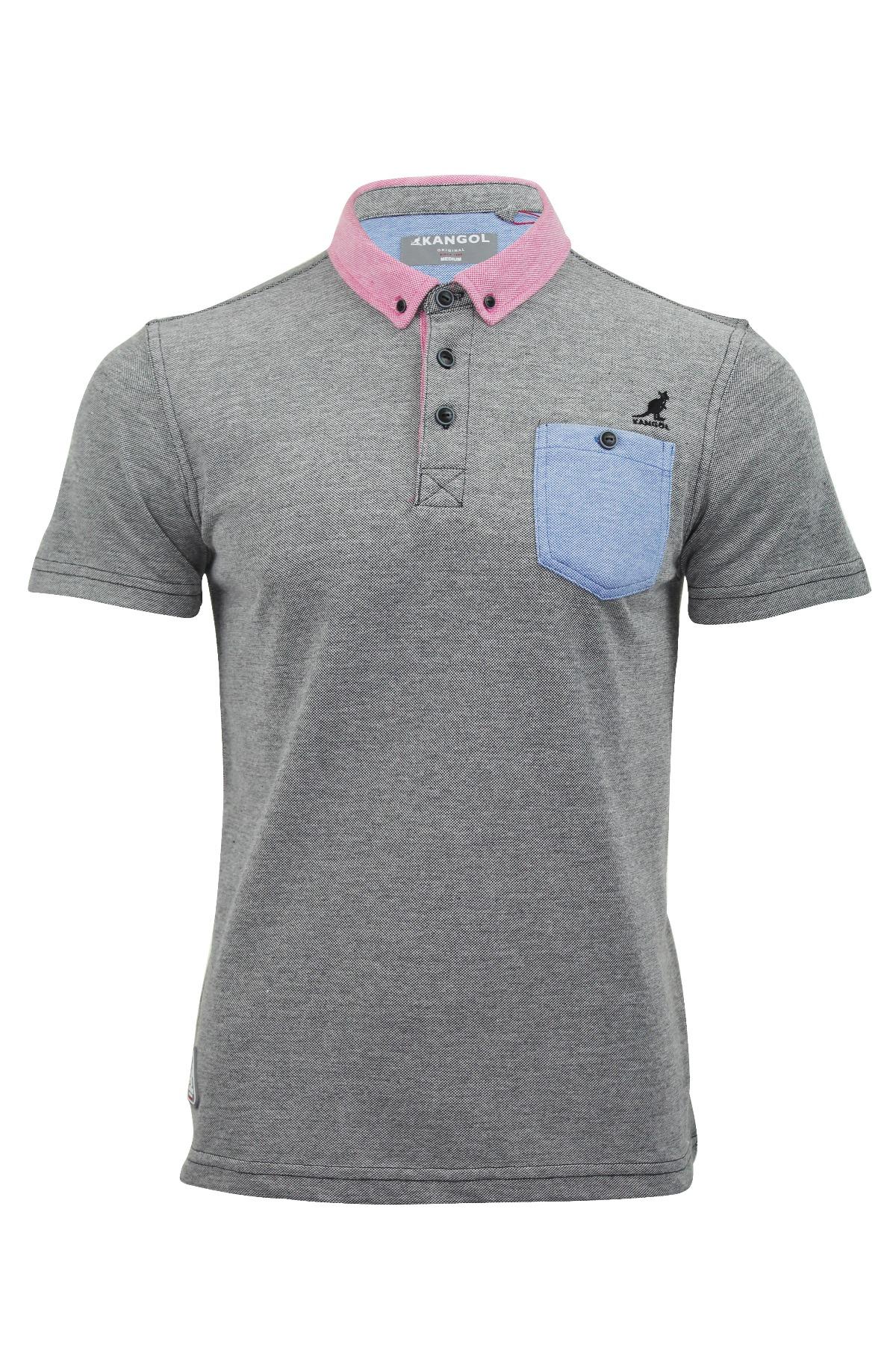 Mens Pique Polo Shirt 'Joyner' T Shirts Button Down Collar | eBay