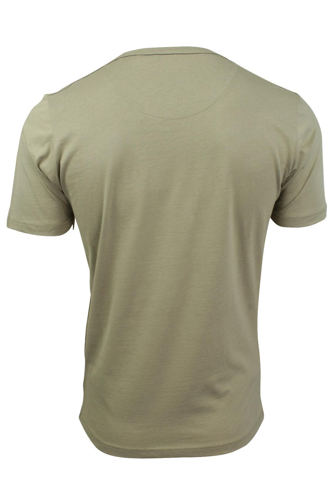 Firetrap-Hombre-Camiseta-de-manga-corta-039-Towson-039 miniatura 7