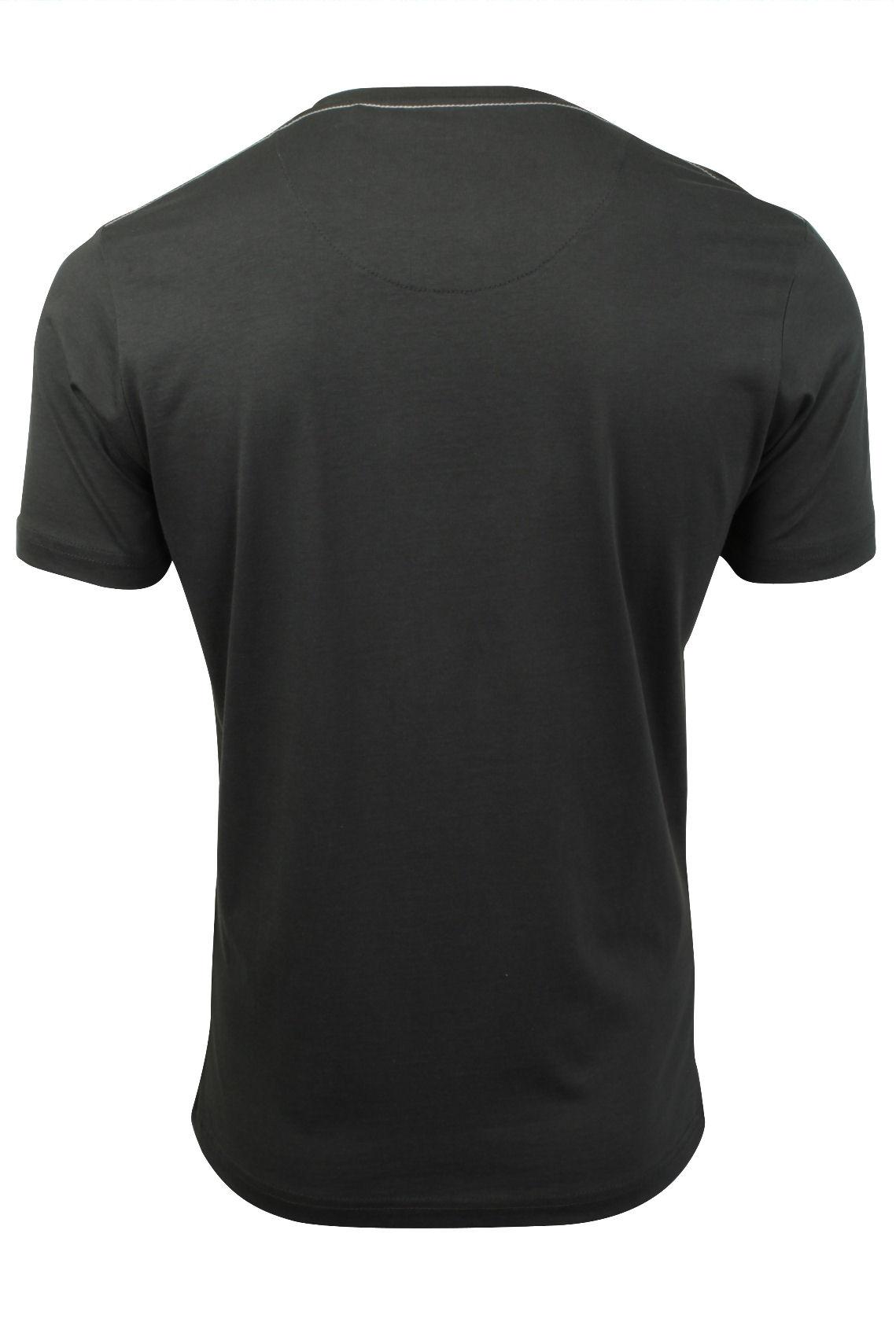 Firetrap-Hombre-Camiseta-de-manga-corta-039-Towson-039 miniatura 9