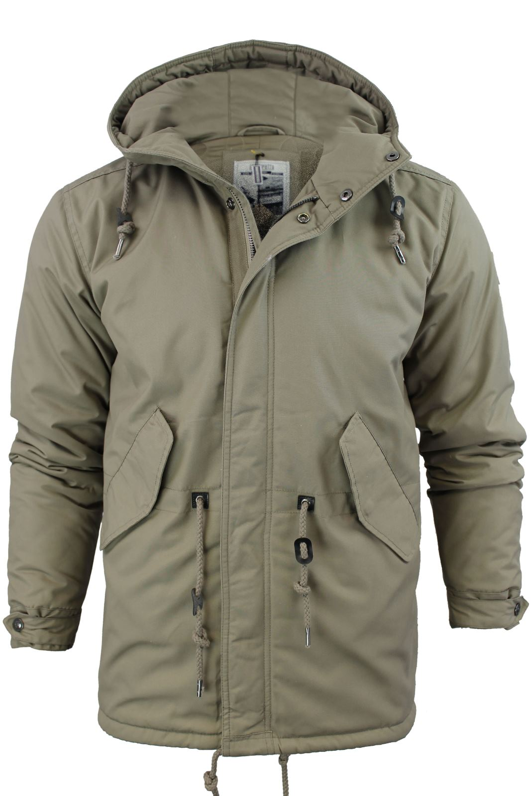 Discover men's parka coats and parka jackets at ASOS. From black parkas, camo parkas and fur lined parkas to hooded and waterproof parka jackets. Shop now. Criminal Damage parka jacket in khaki with fleece hood. $ New Look puffer jacket in green check. $ Bellfield Fleece Lined Parka With Hood In Khaki.