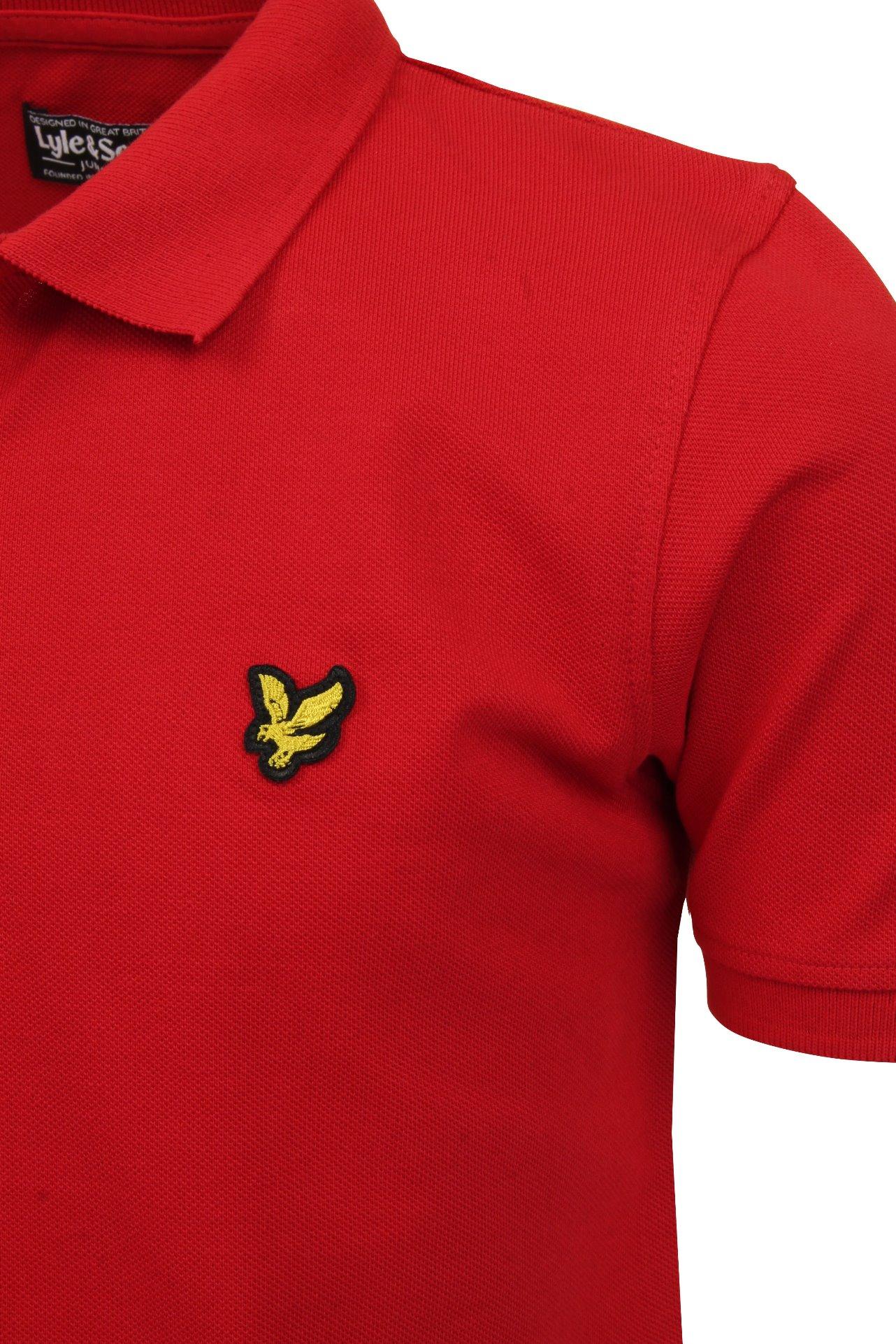 Lyle-amp-Scott-Garcons-Classique-Polo-T-Shirt miniature 13