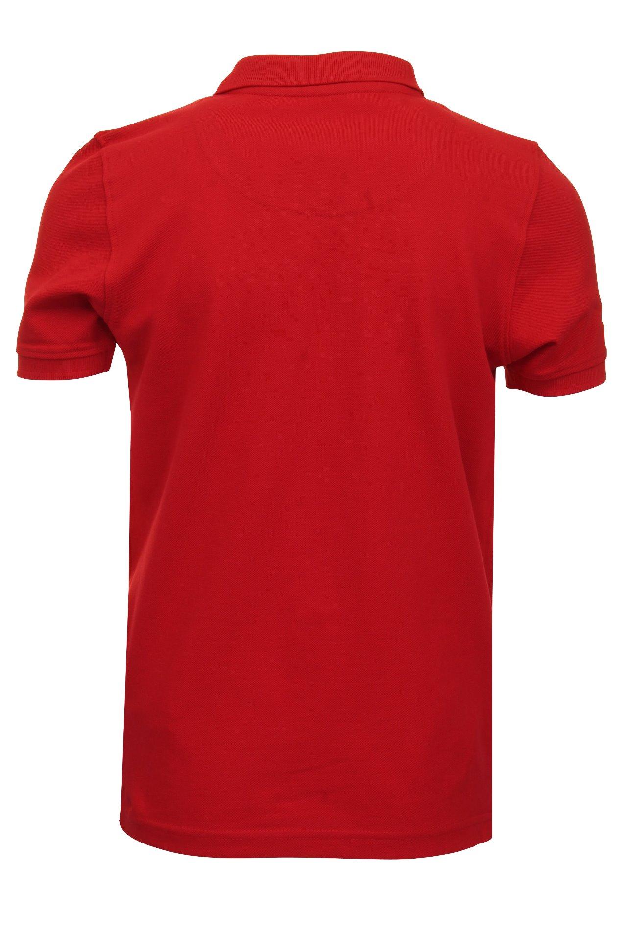 Lyle-amp-Scott-Garcons-Classique-Polo-T-Shirt miniature 14
