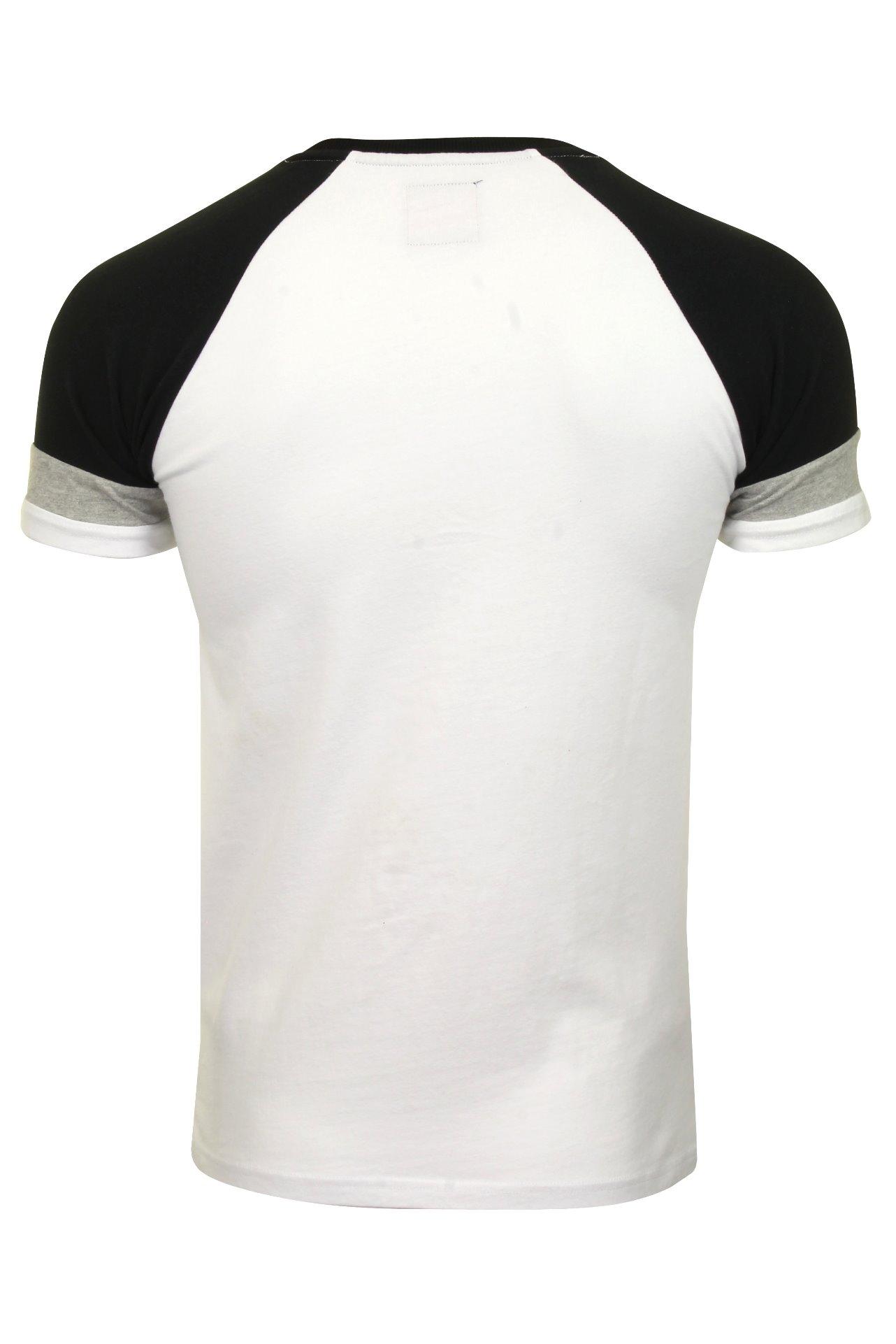 Superdry-Homme-Raglan-T-shirt-034-VL-tri-couleur-Raglan-Tee-034-a-Manches-Courtes miniature 5