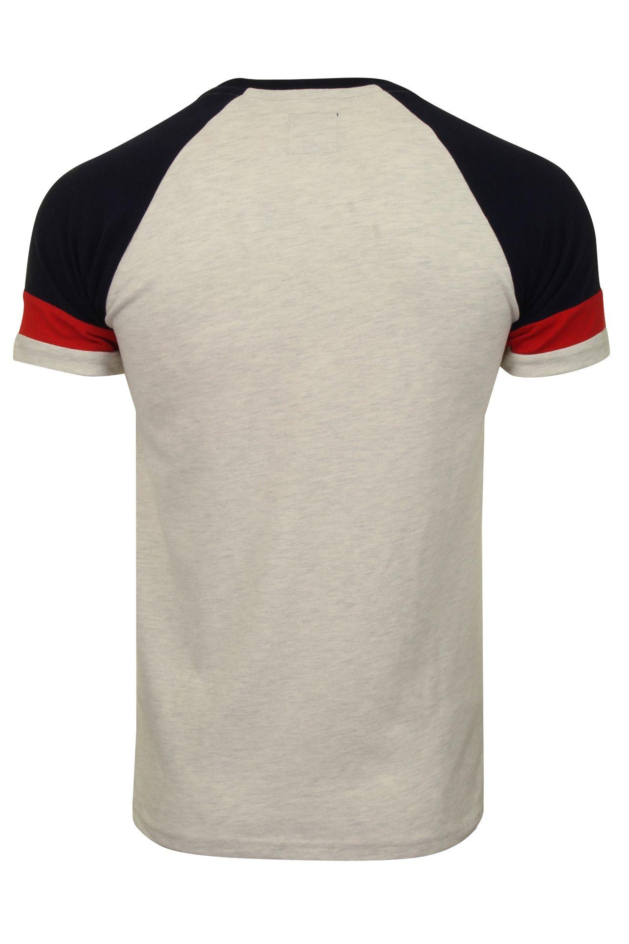 Superdry-Homme-Raglan-T-shirt-034-VL-tri-couleur-Raglan-Tee-034-a-Manches-Courtes miniature 8
