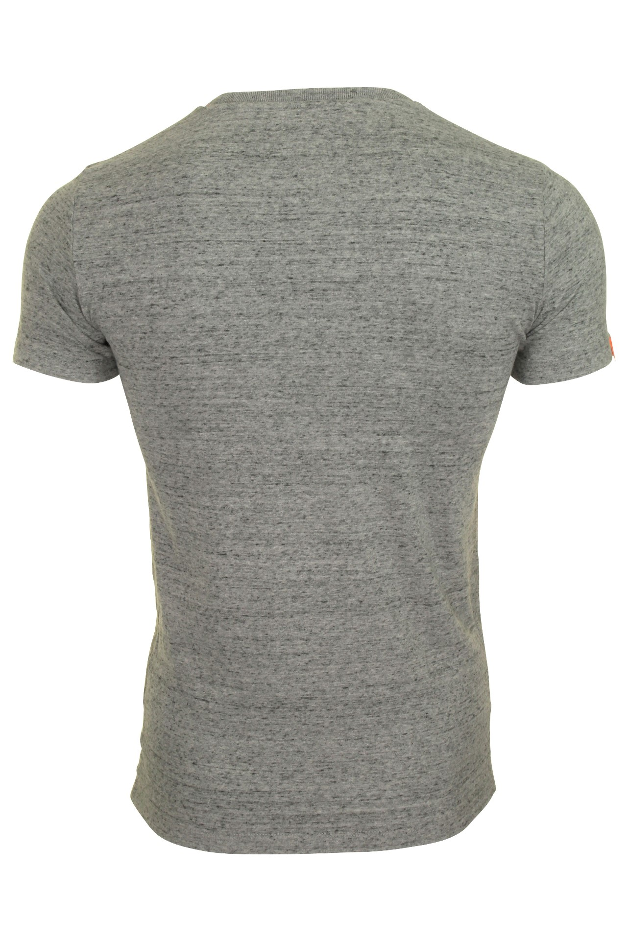 Camisa-Para-Hombres-039-Orange-Label-Vintage-de-039-Cuello-Redondo-Camiseta miniatura 11